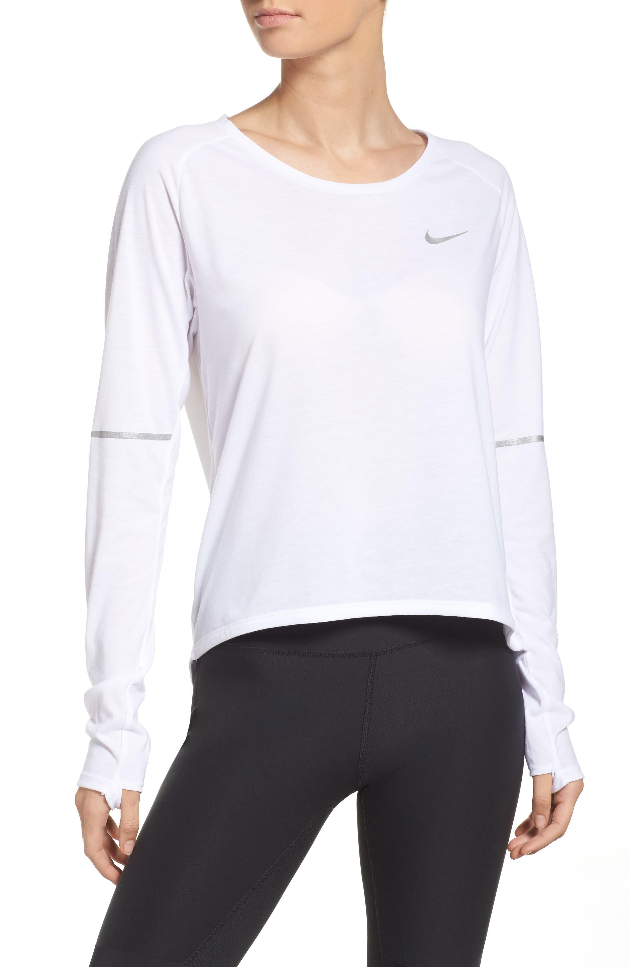 Nike Breathe Running Top