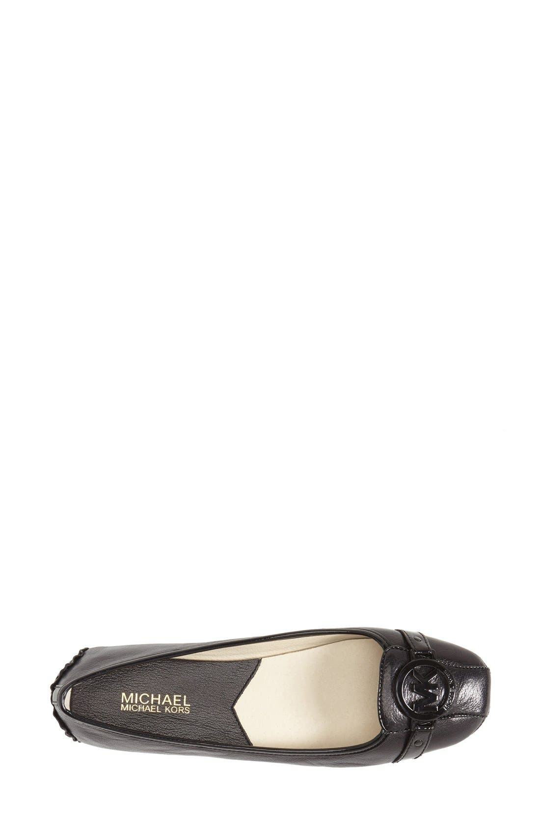 Alternate Image 6  - MICHAEL Michael Kors 'Fulton' Flat (Women)