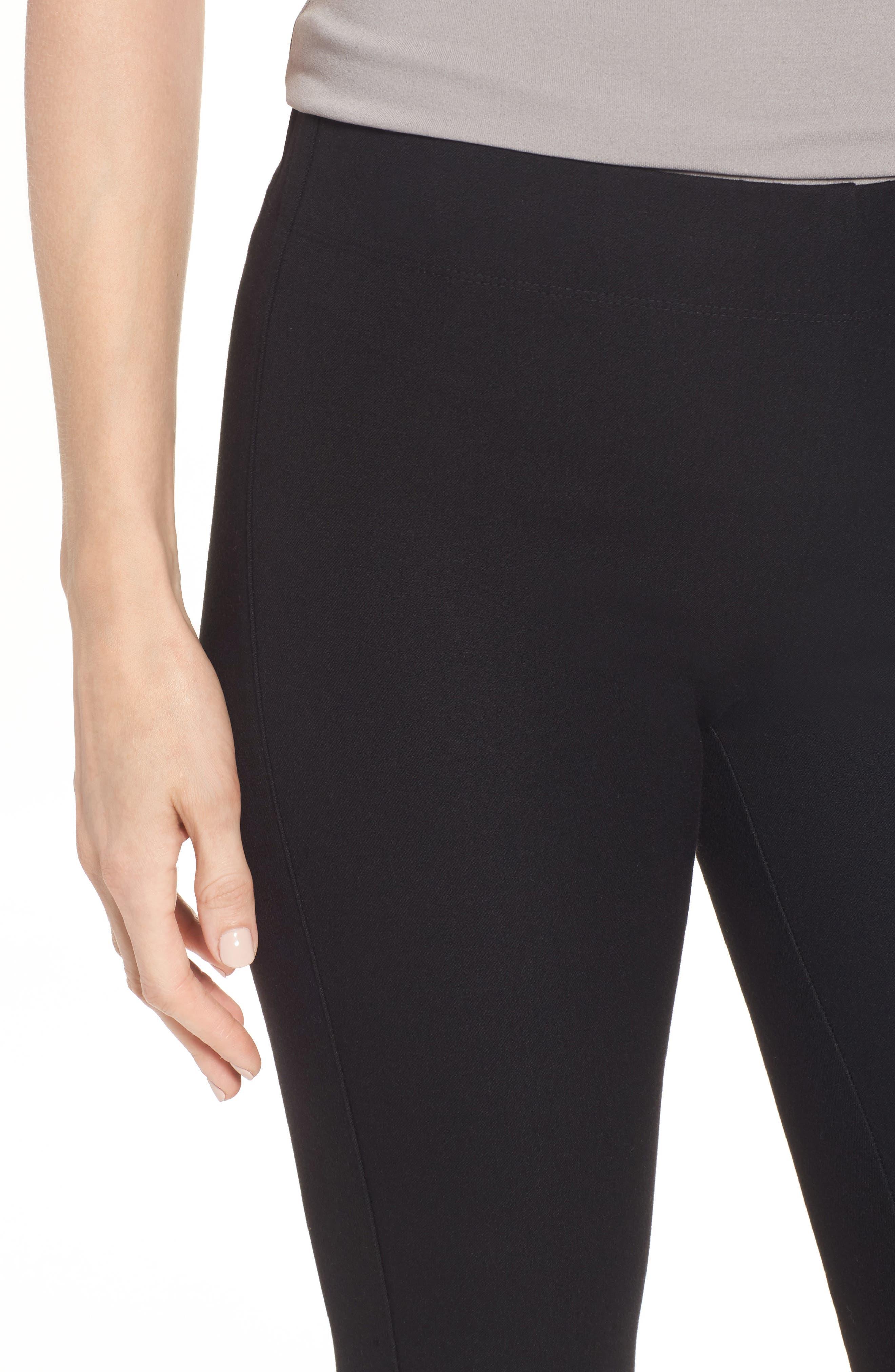 Alternate Image 4  - Nordstrom Signature Stretch Pants