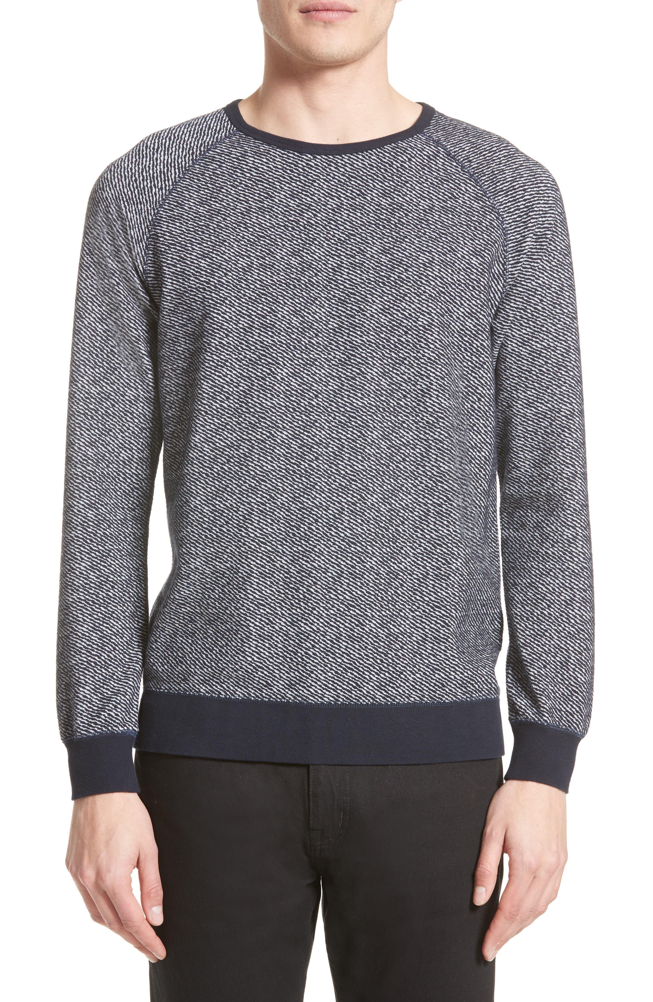Kasu Sweater,                         Main,                         color, Midnight