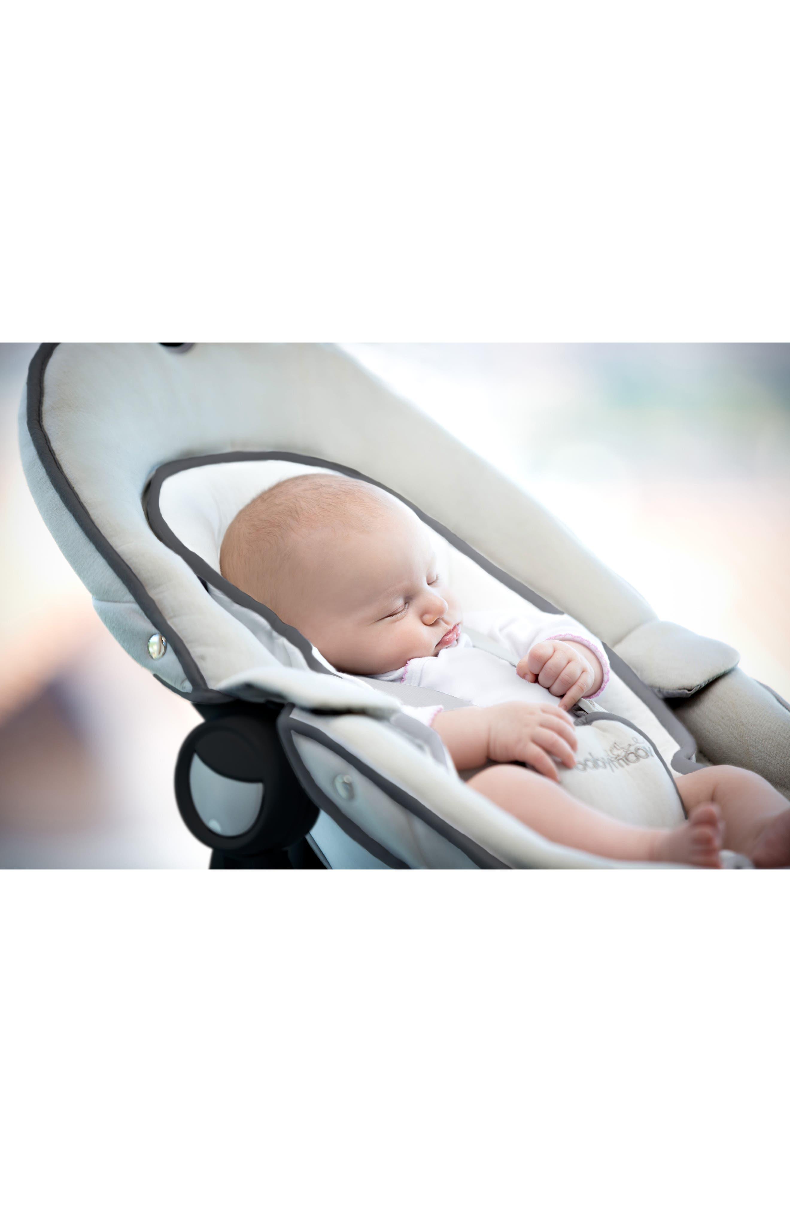 Alternate Image 7  - Babymoov Swoon Up Baby Bouncer Seat