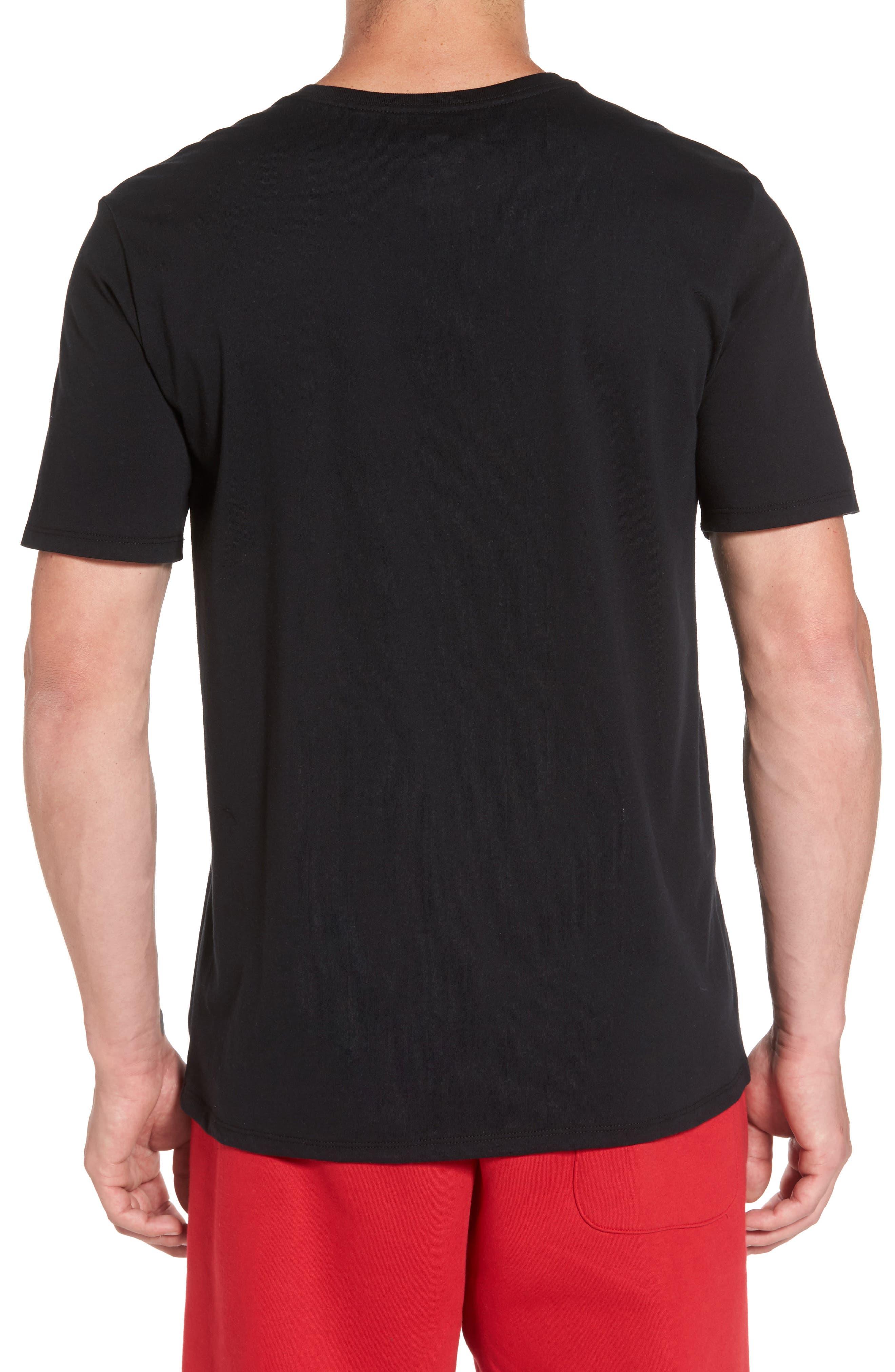 Sportswear AJ11 CNXN Graphic T-Shirt,                             Alternate thumbnail 2, color,                             Black