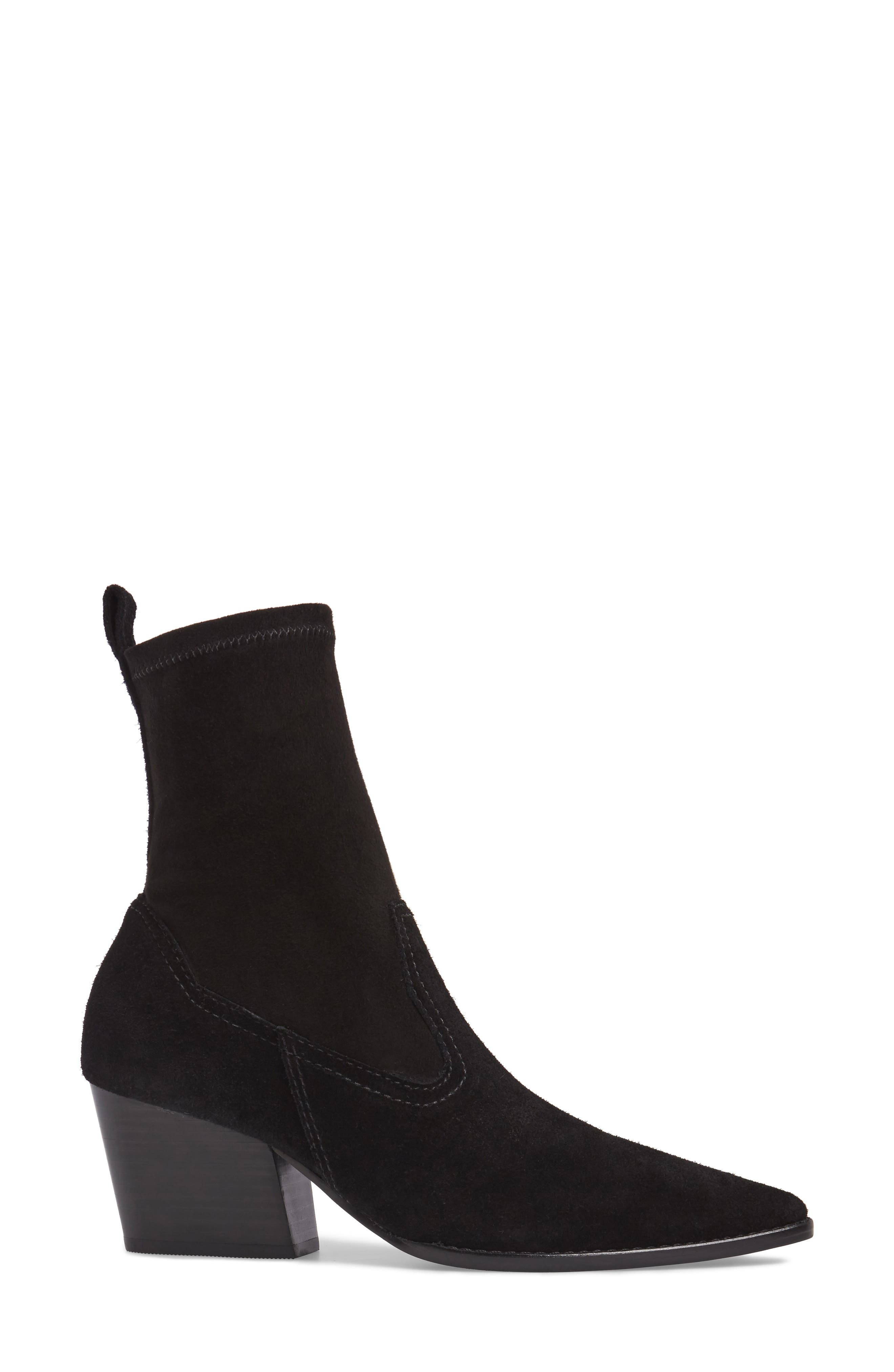 Alternate Image 3  - Matisse Flash Stretch Shaft Bootie (Women)