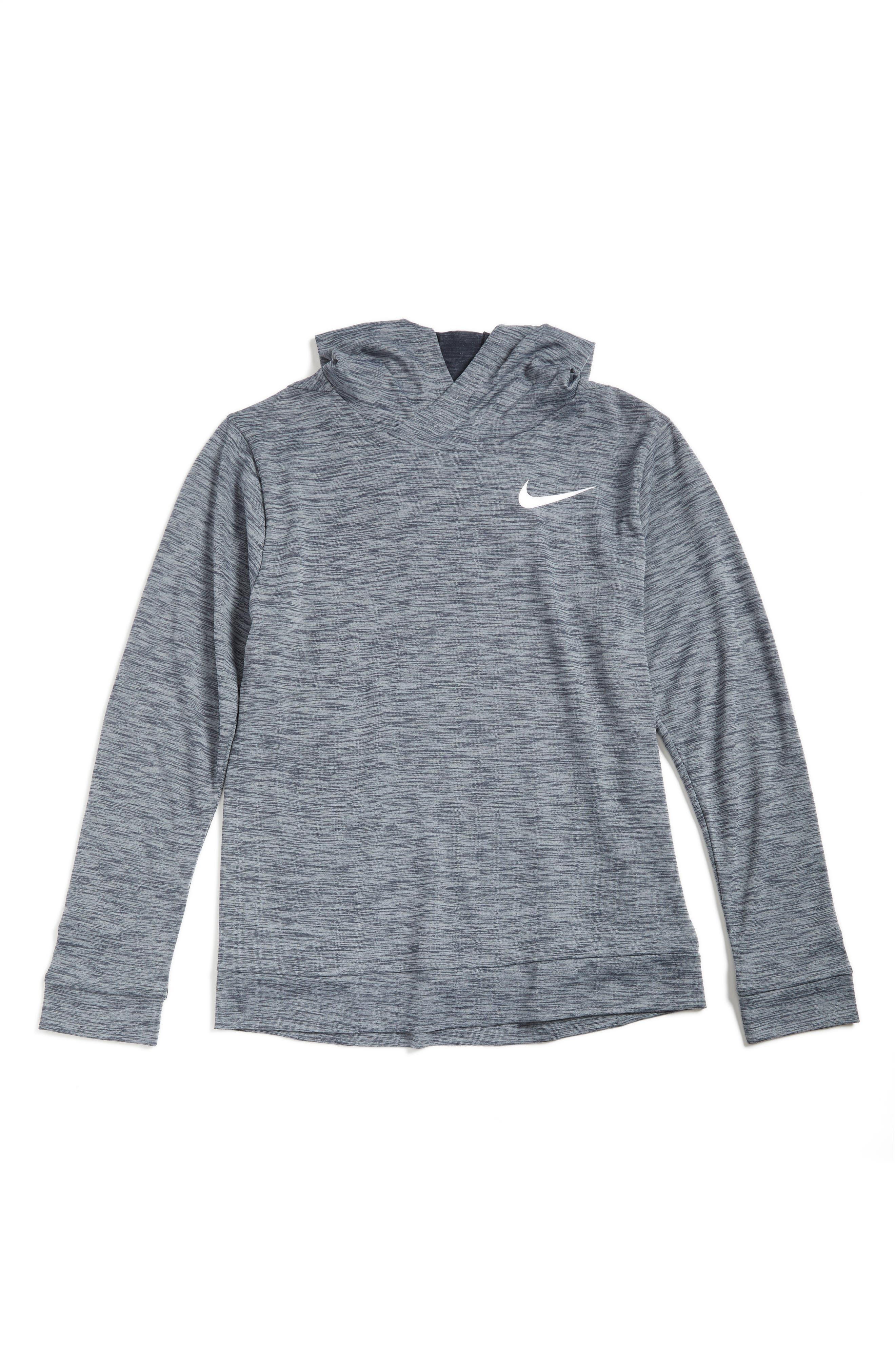 Nike Dri-FIT Training Hooded T-Shirt (Little Boys & Big Boys)