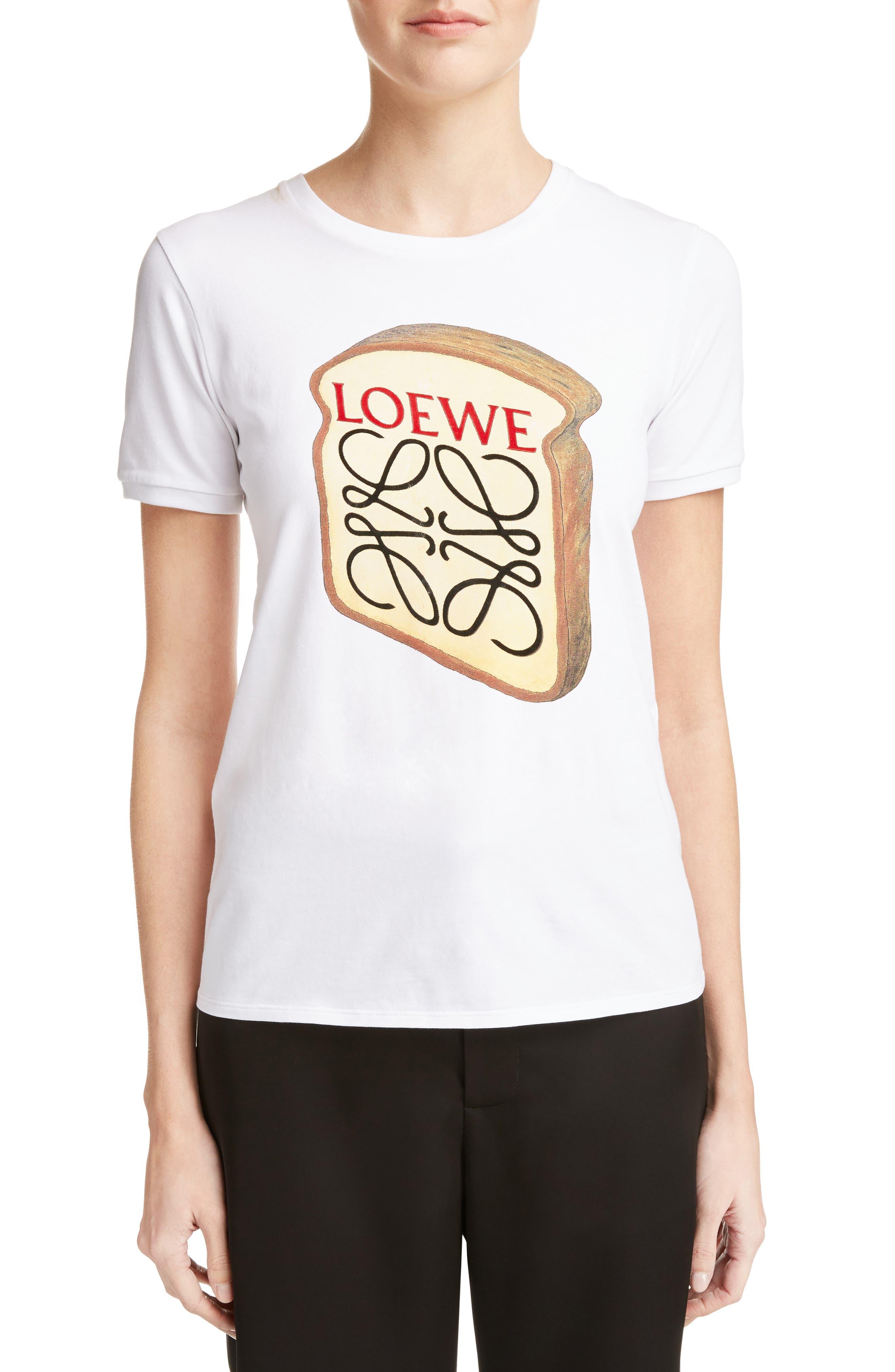 Alternate Image 1 Selected - Loewe Toast Logo Tee