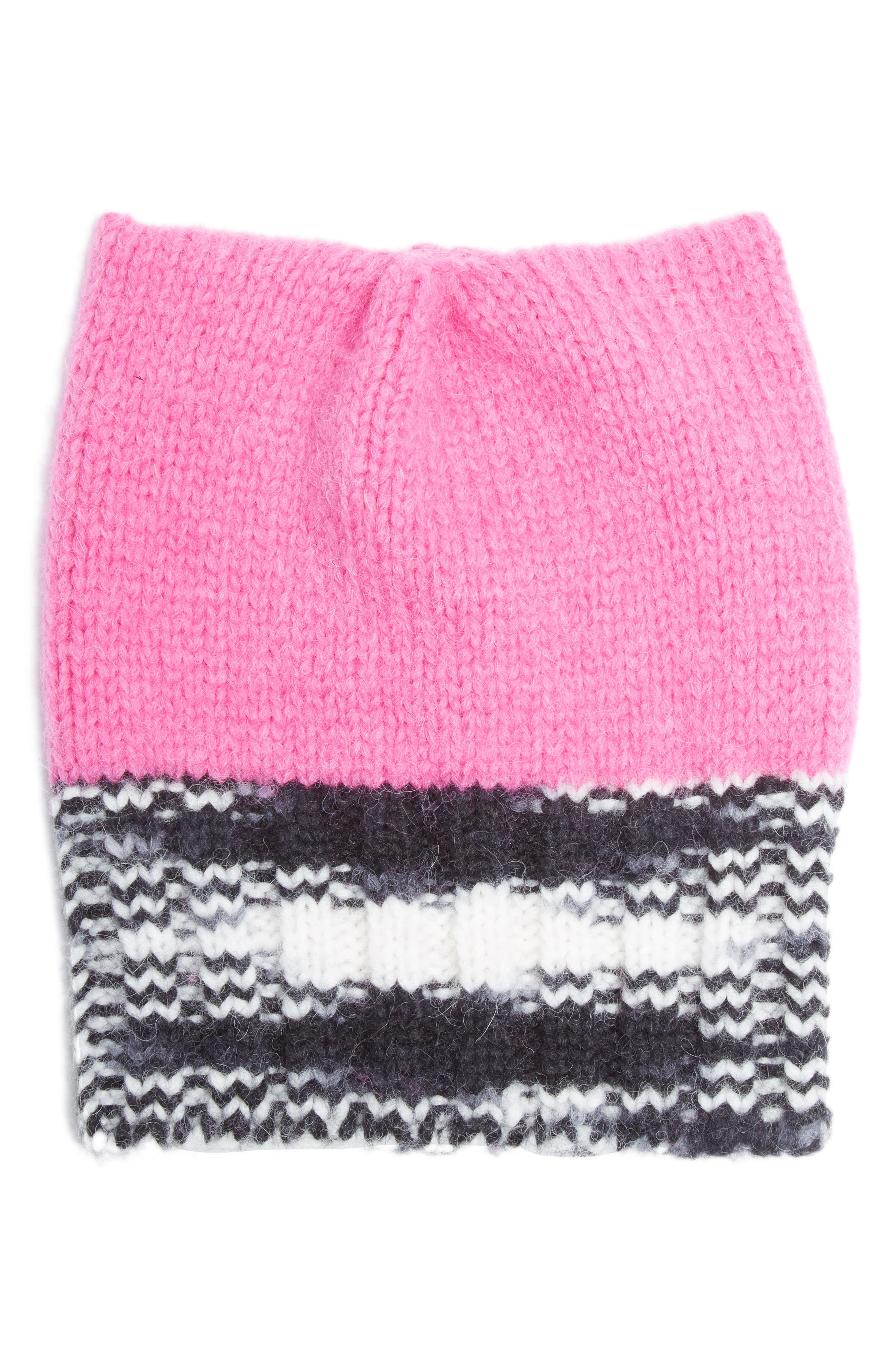 Missoni Knit Alpaca Blend Hat