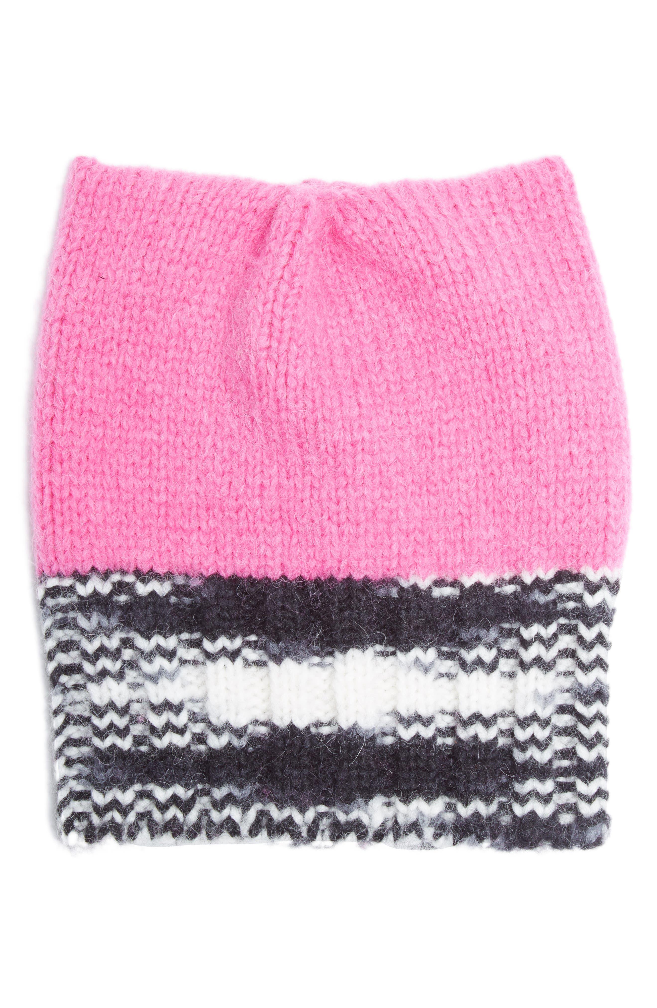Missoni Knit Alpaca Blend Hat