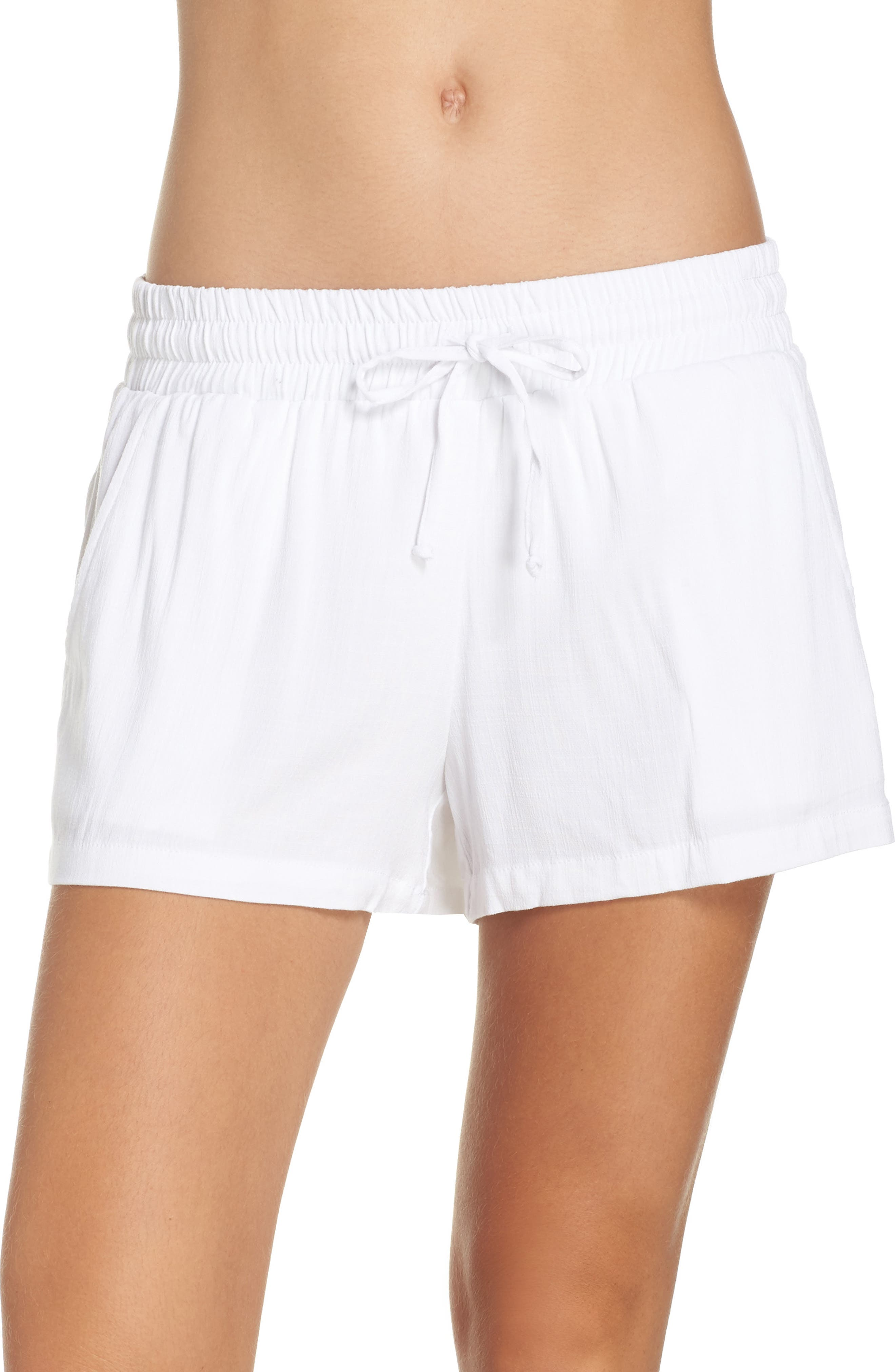 Green Dragon Manhattan Cover-Up Shorts