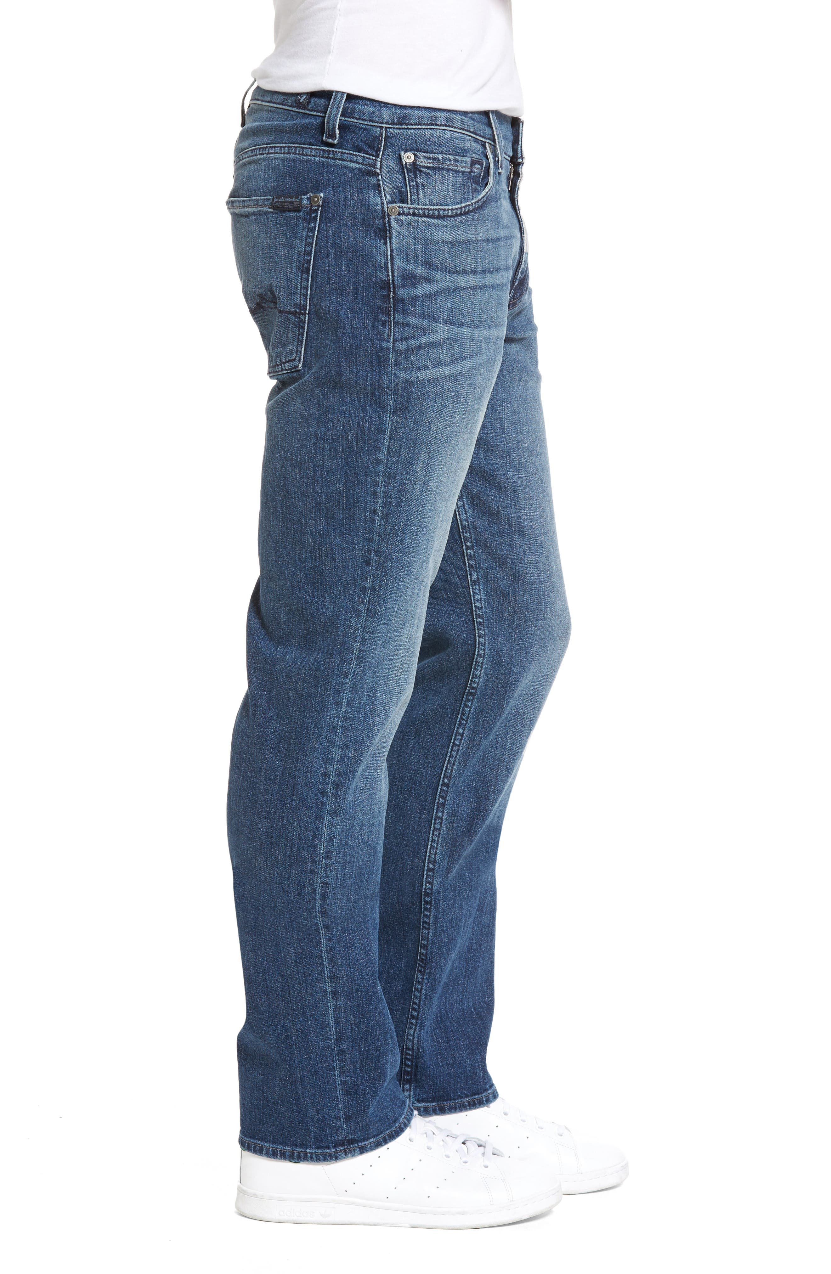 Alternate Image 3  - 7 For All Mankind® Austyn Relaxed Fit Jeans (Townsend)