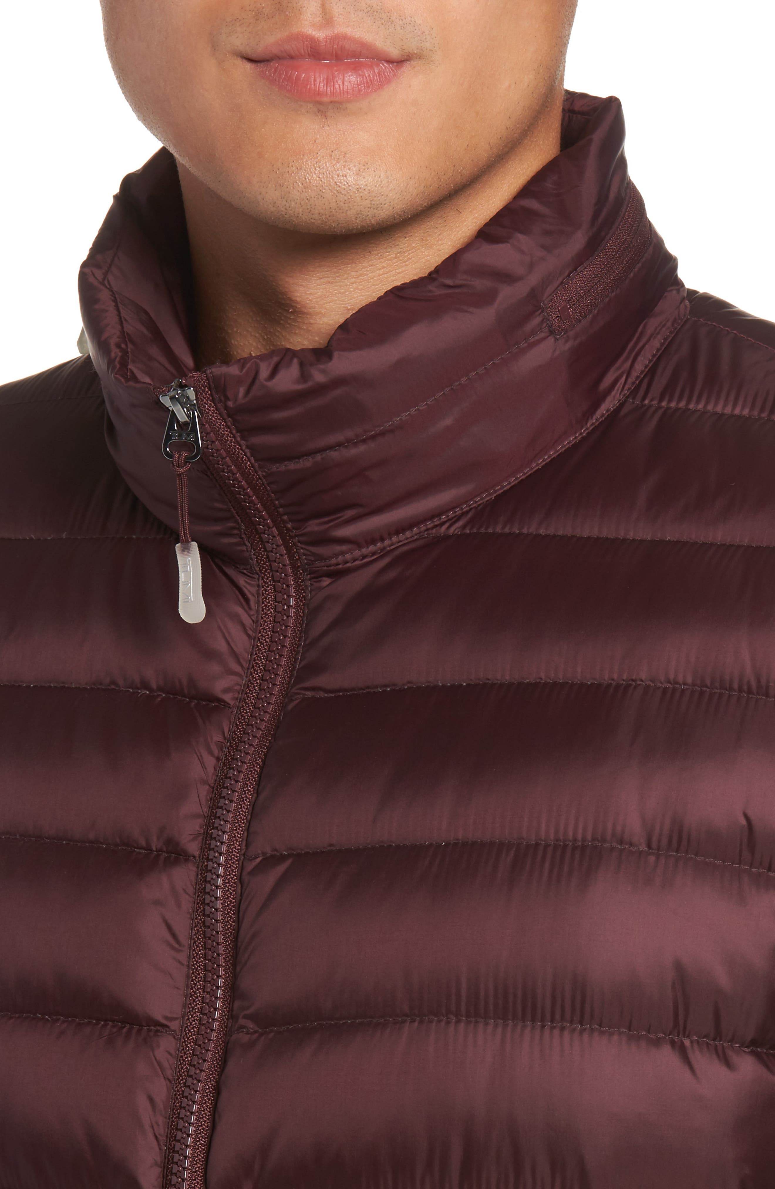 Alternate Image 4  - Tumi'Pax' PackableQuilted Jacket