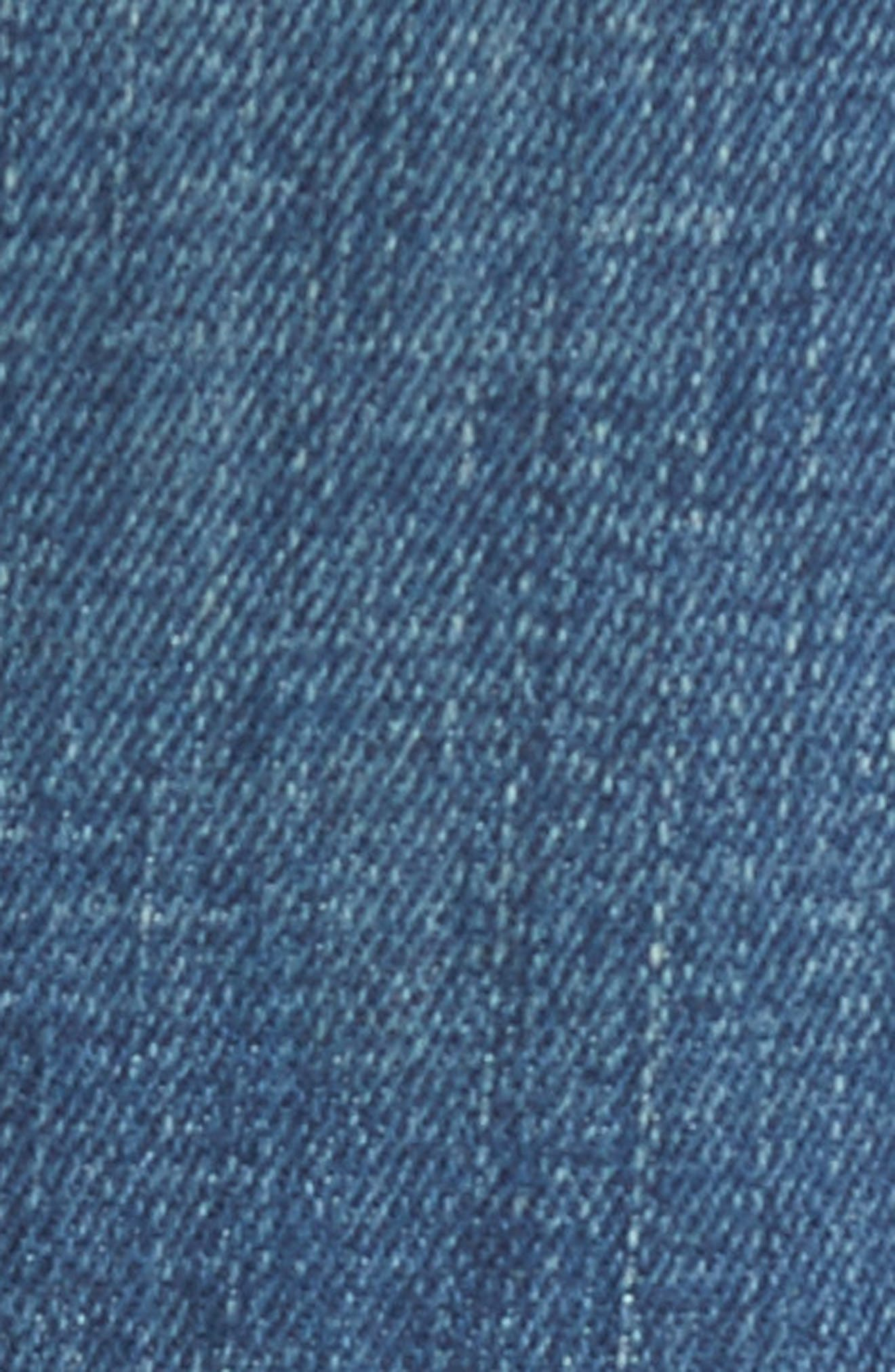 Alternate Image 5  - Levi's® 514™ Straight Leg Jeans (Yoke)