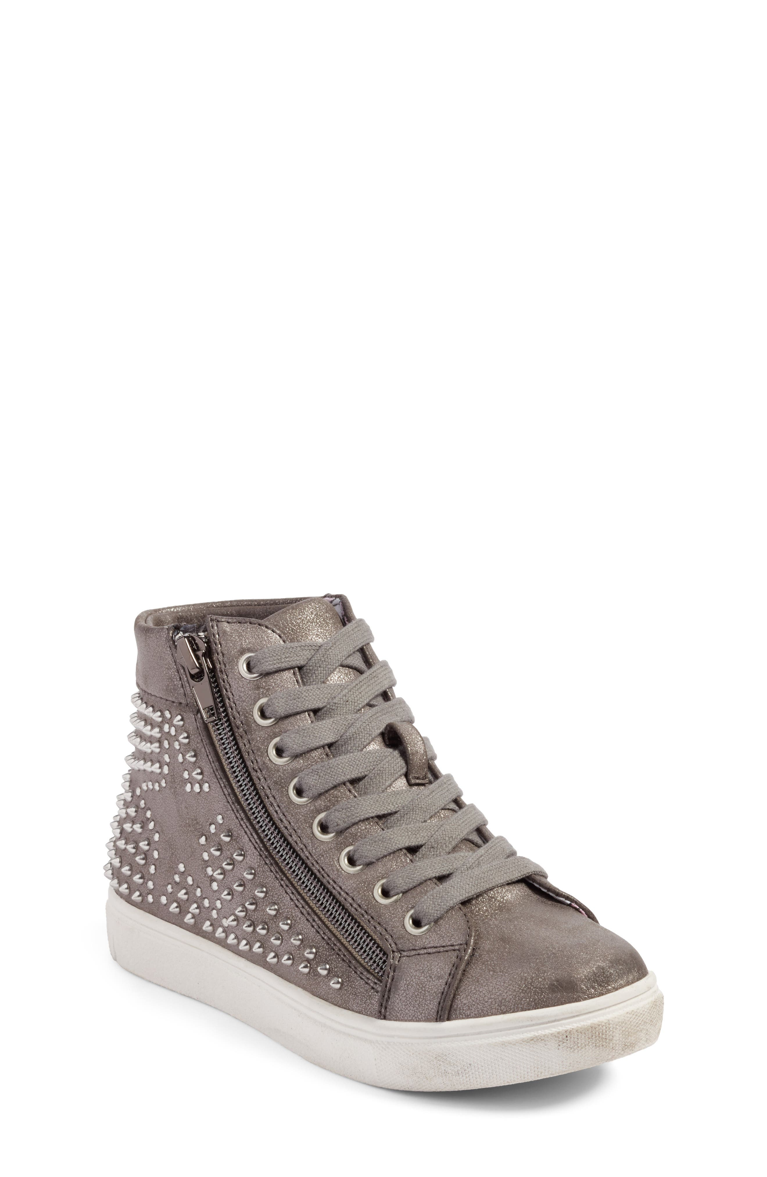 Steve Madden Rebel Hidden Wedge Sneaker (Little Kid & Big Kid)