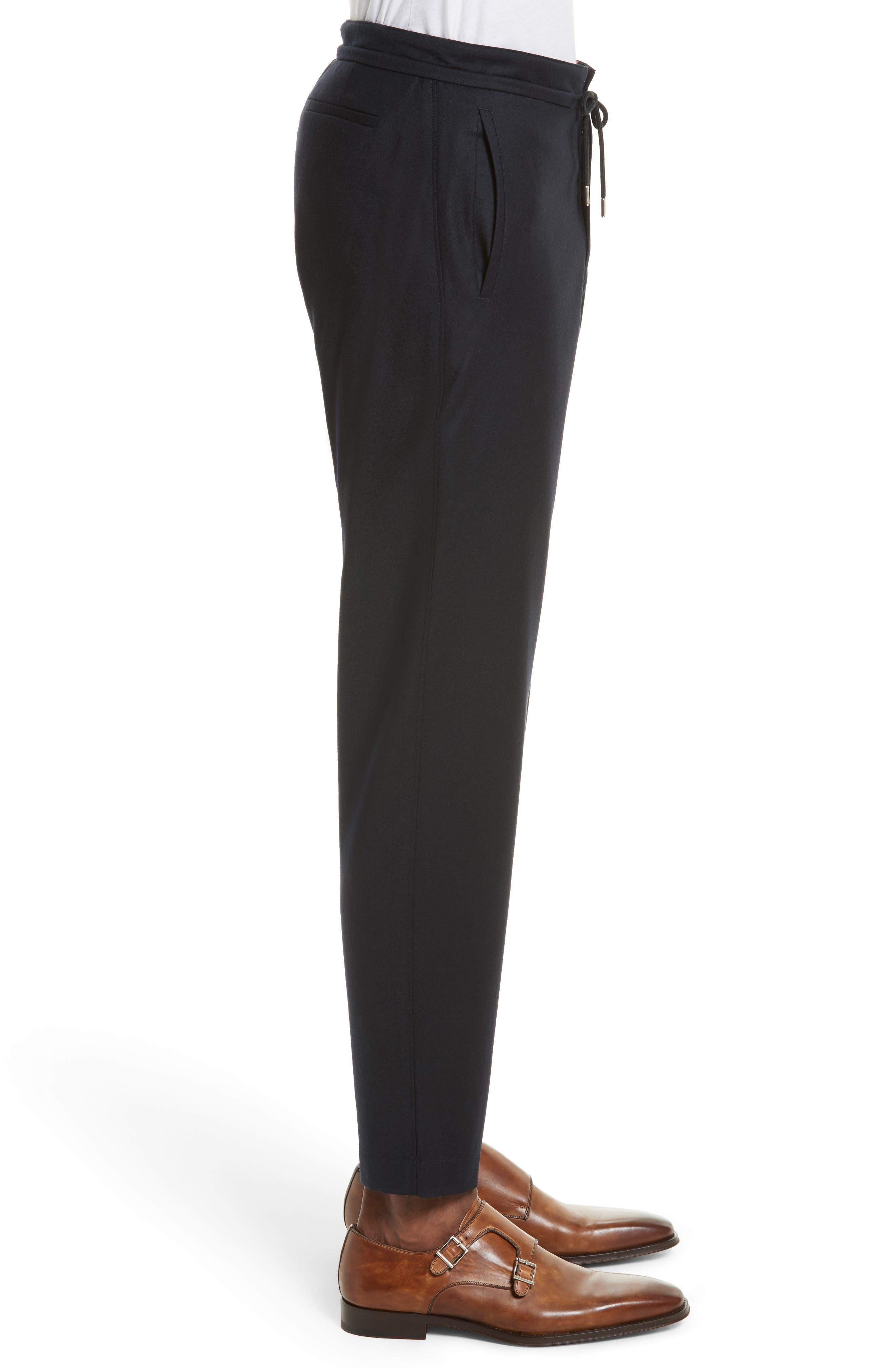 Alternate Image 4  - Paul Smith Drawstring Trousers