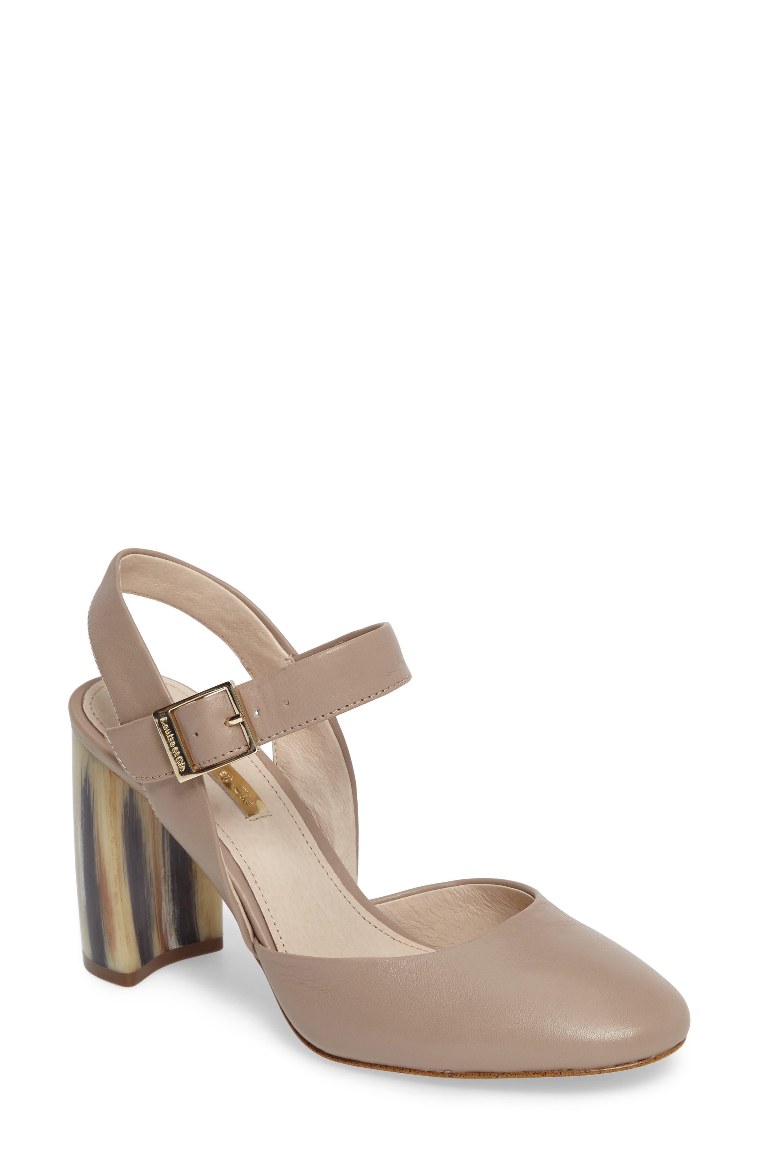 Alternate Image 1 Selected - Louise et Cie Juveau Crescent Heel Pump (Women)