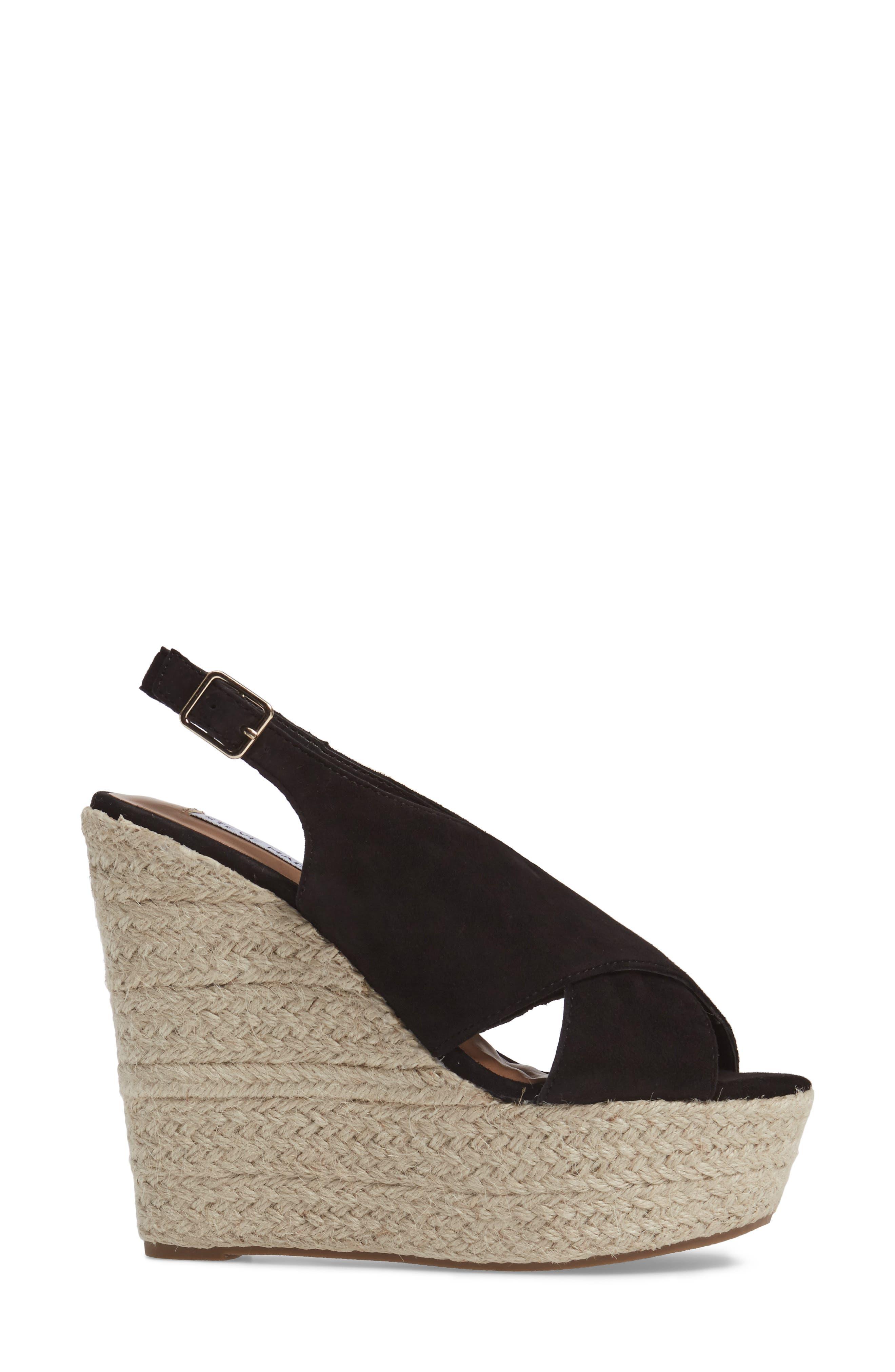 Alternate Image 3  - Steve Madden Rayla Platform Wedge Sandal (Women)