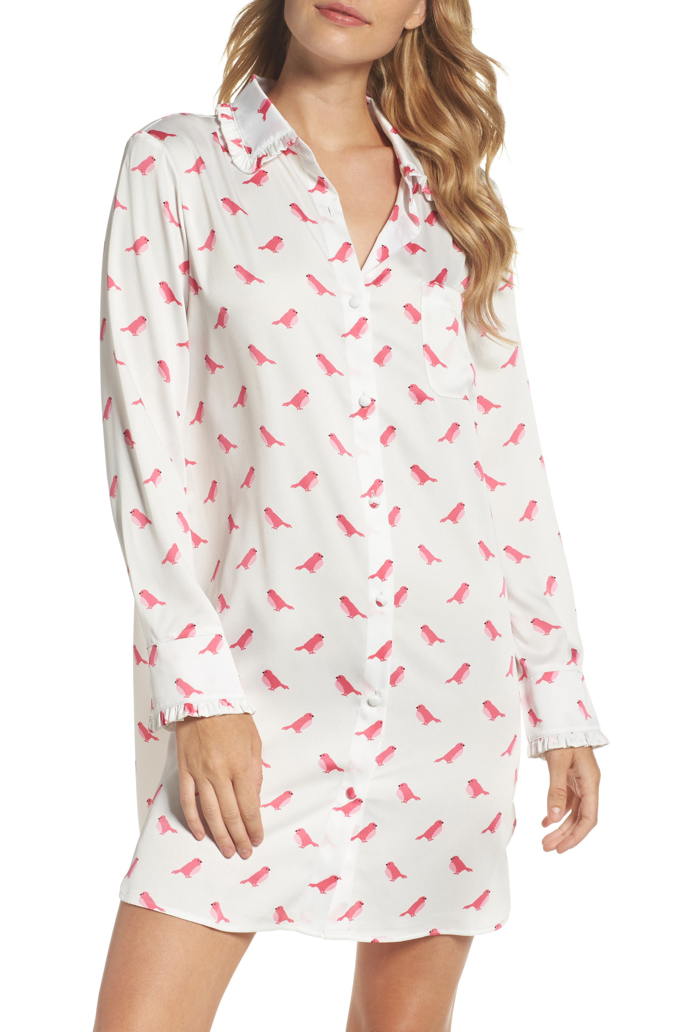 kate spade new york sleep shirt