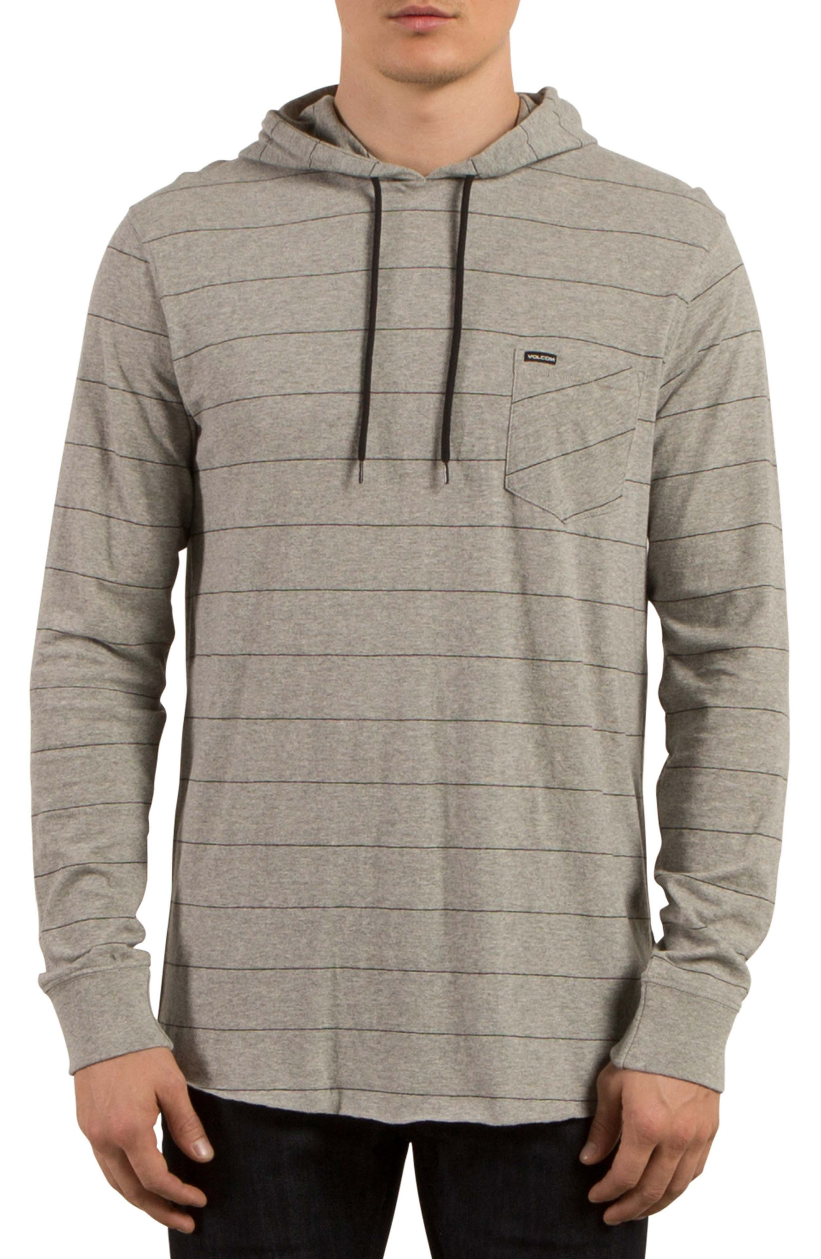 Alternate Image 1 Selected - Volcom Layer Glitch Hoodie