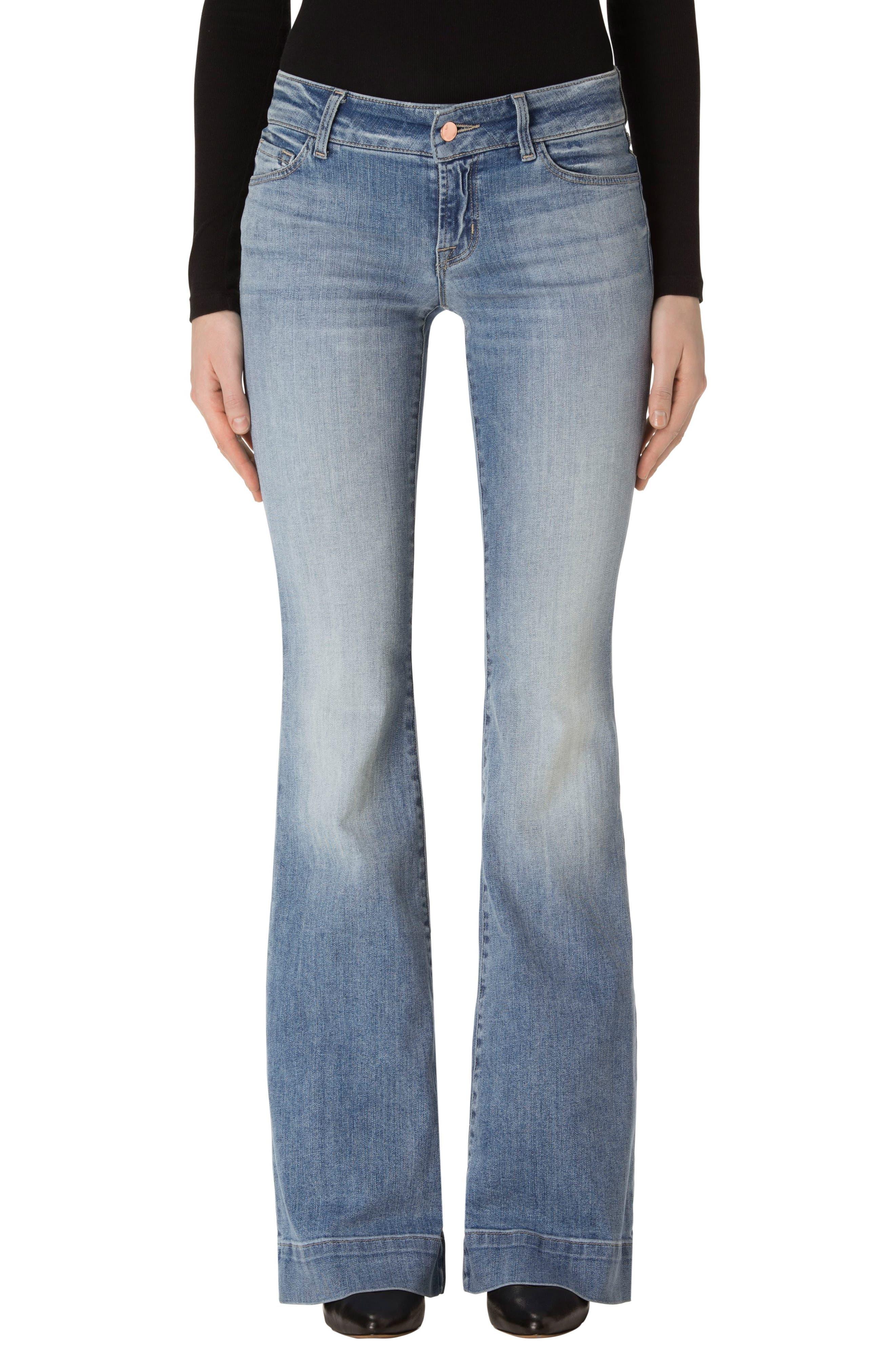 J Brand Love Story Flare Jeans (Adventure)