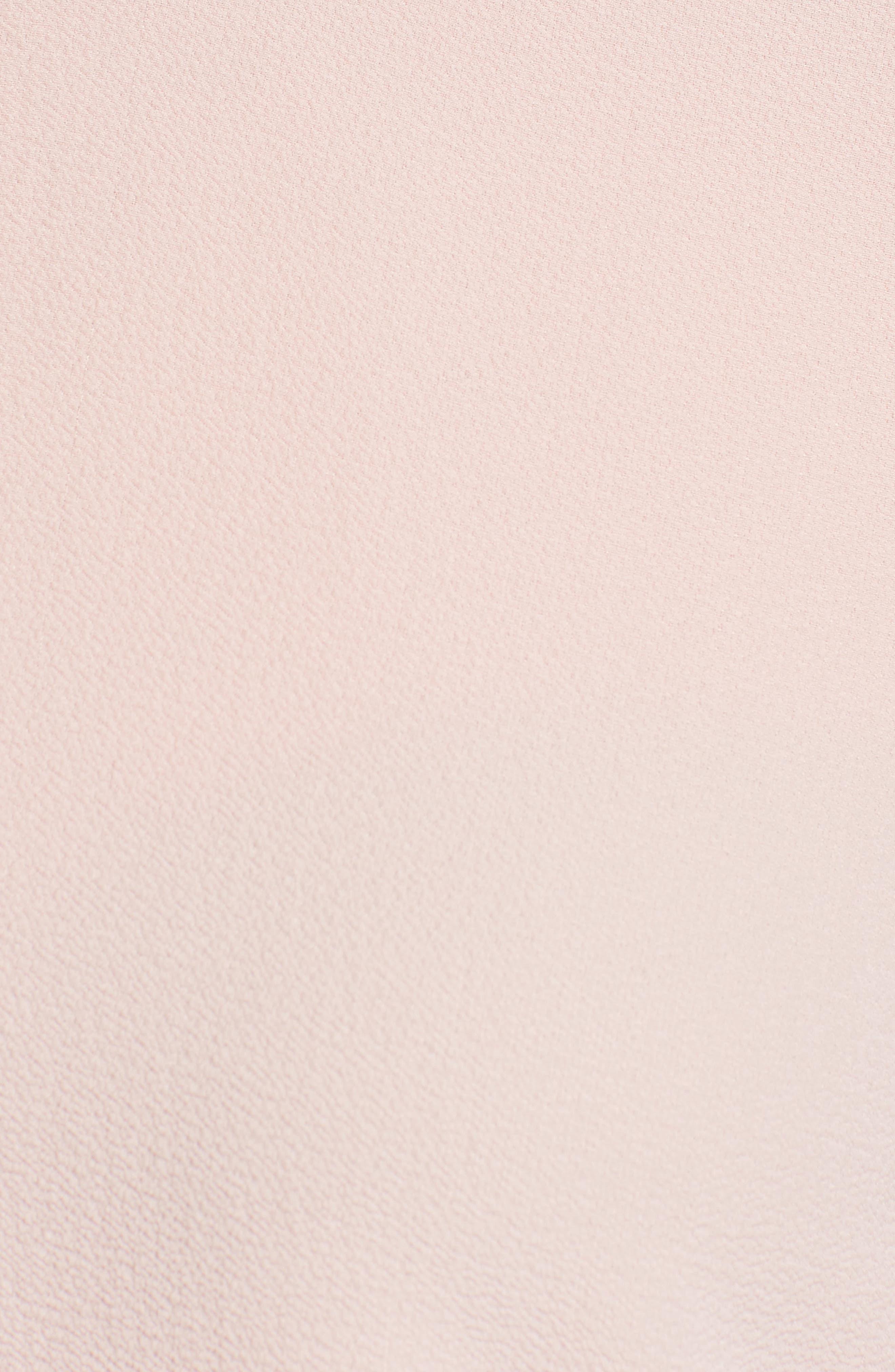 Bell Sleeve Blouse,                             Alternate thumbnail 5, color,                             Taffy Twist