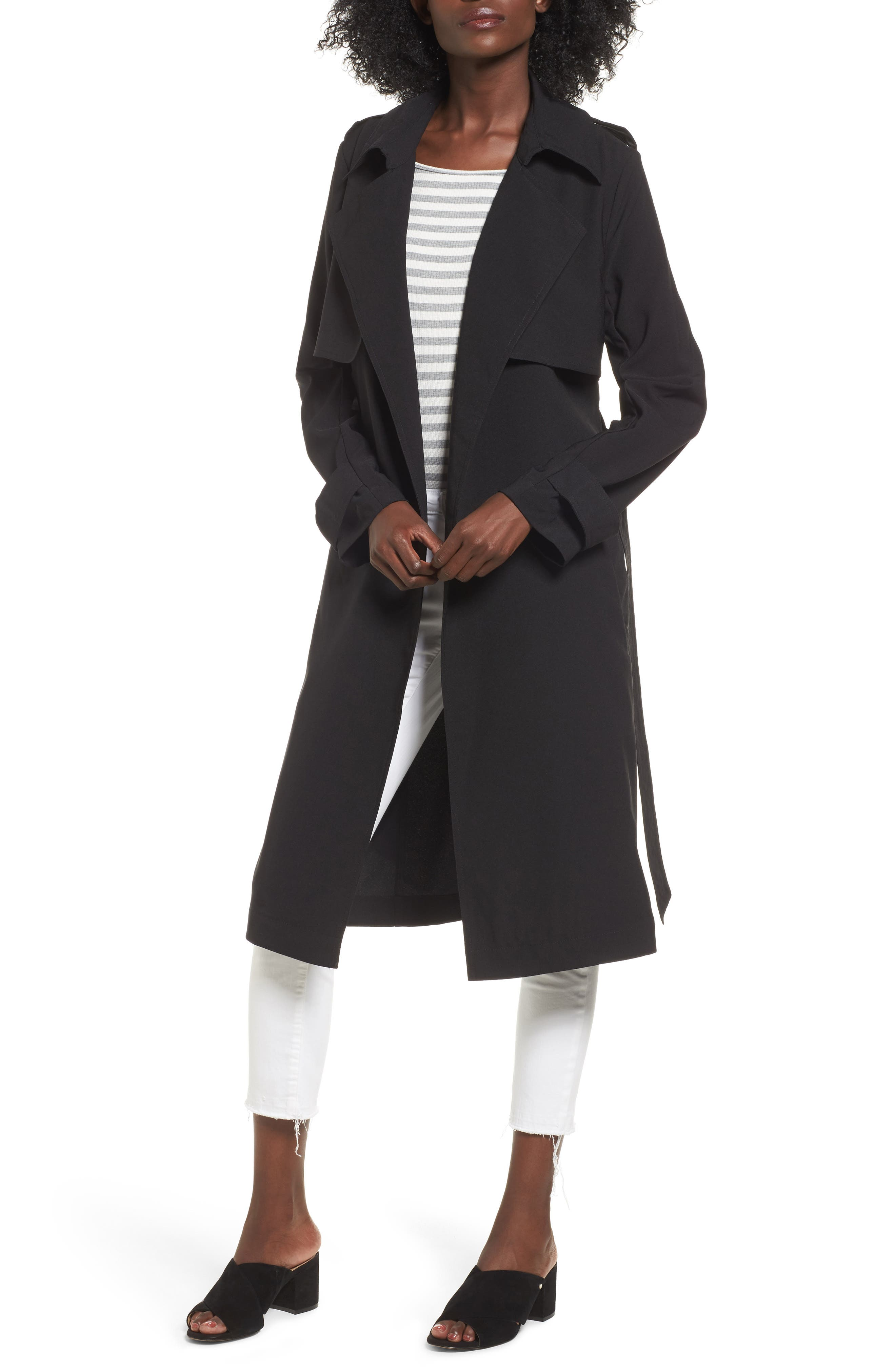 The Fifth Label At a Glance Trench Coat