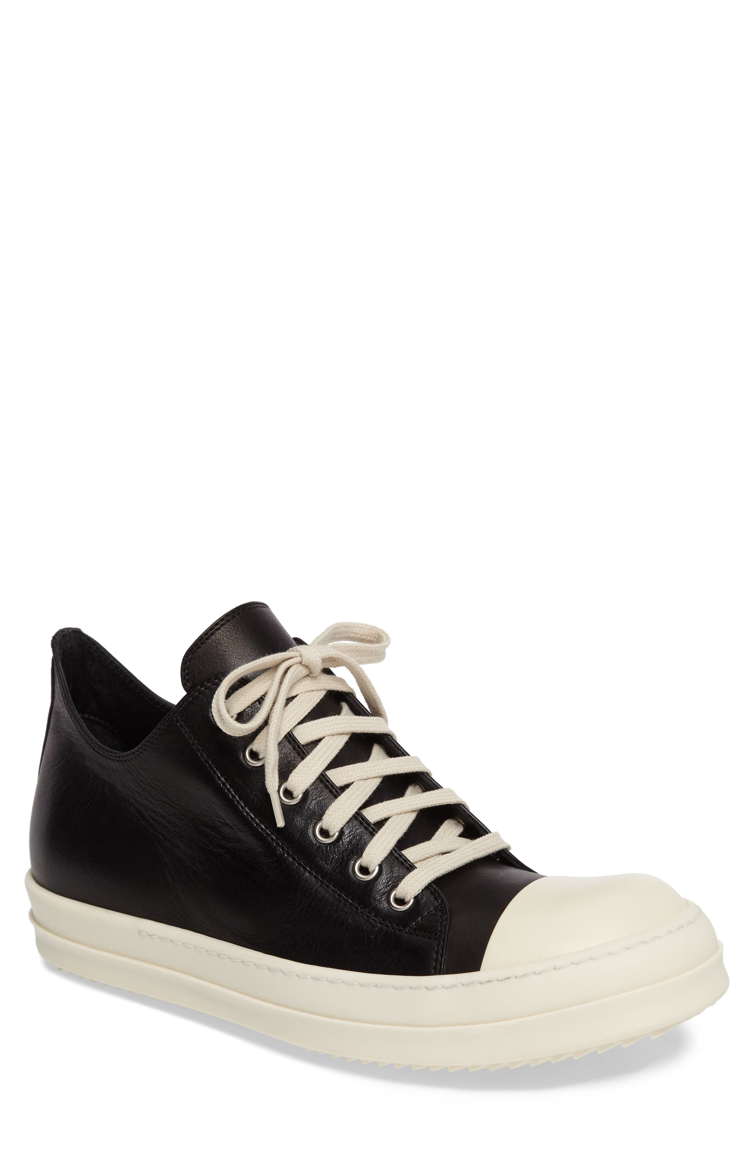 Rick Owens Low Top Sneaker (Men)