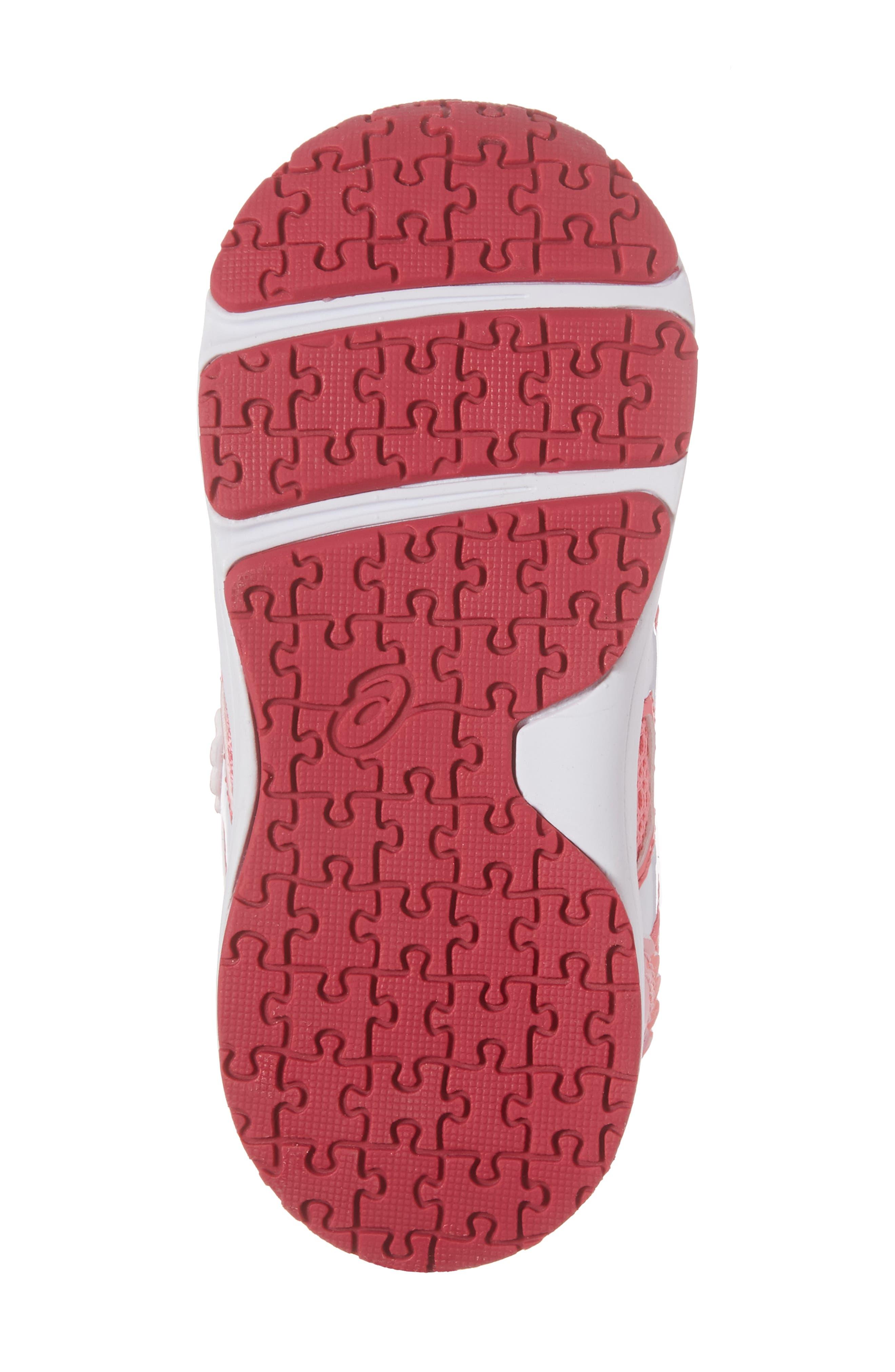 Alternate Image 6  - ASICS® School Yard TS Sneaker (Baby, Walker & Toddler)