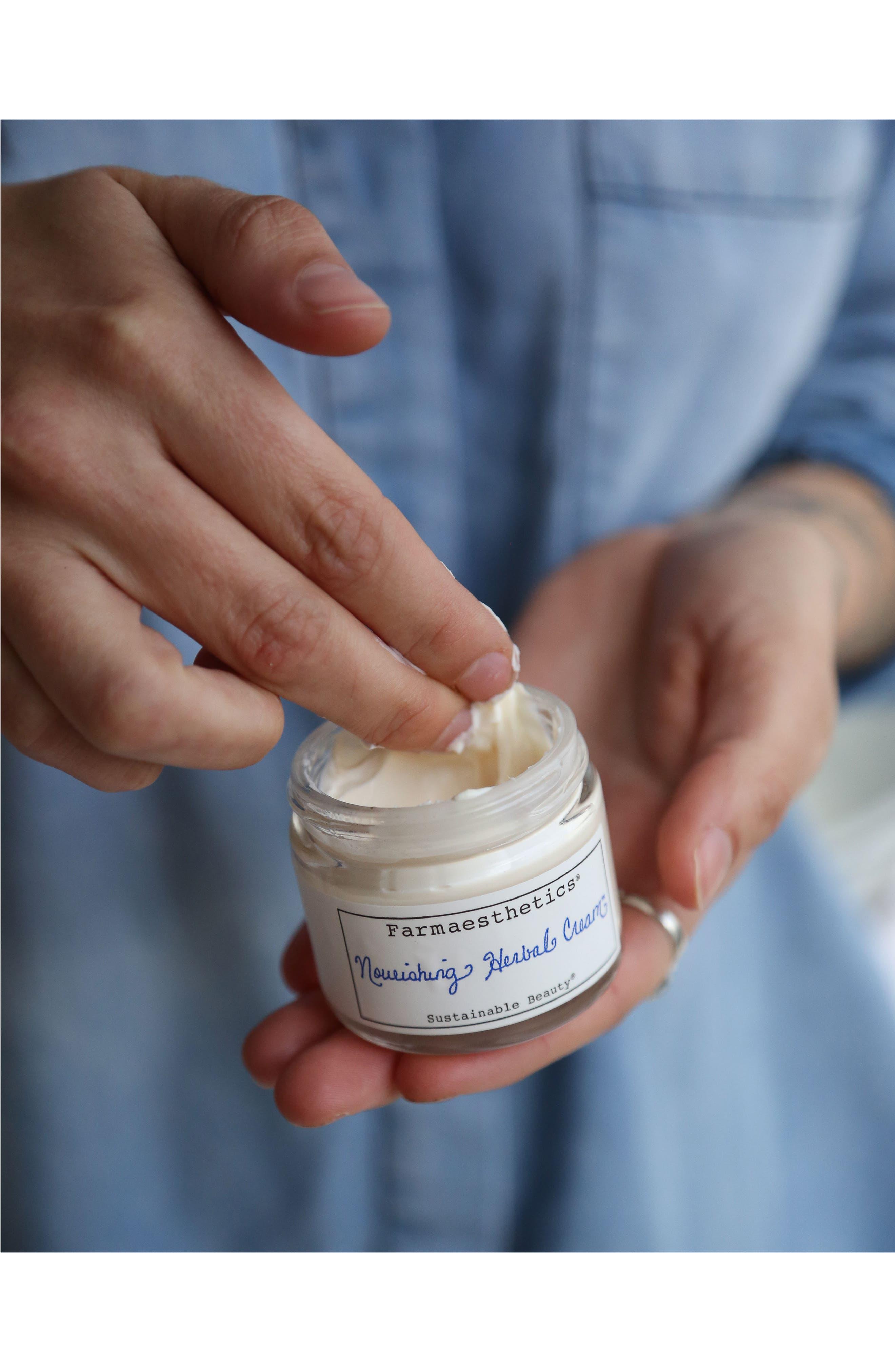 Nourishing Herbal Cream,                             Alternate thumbnail 2, color,                             No Color