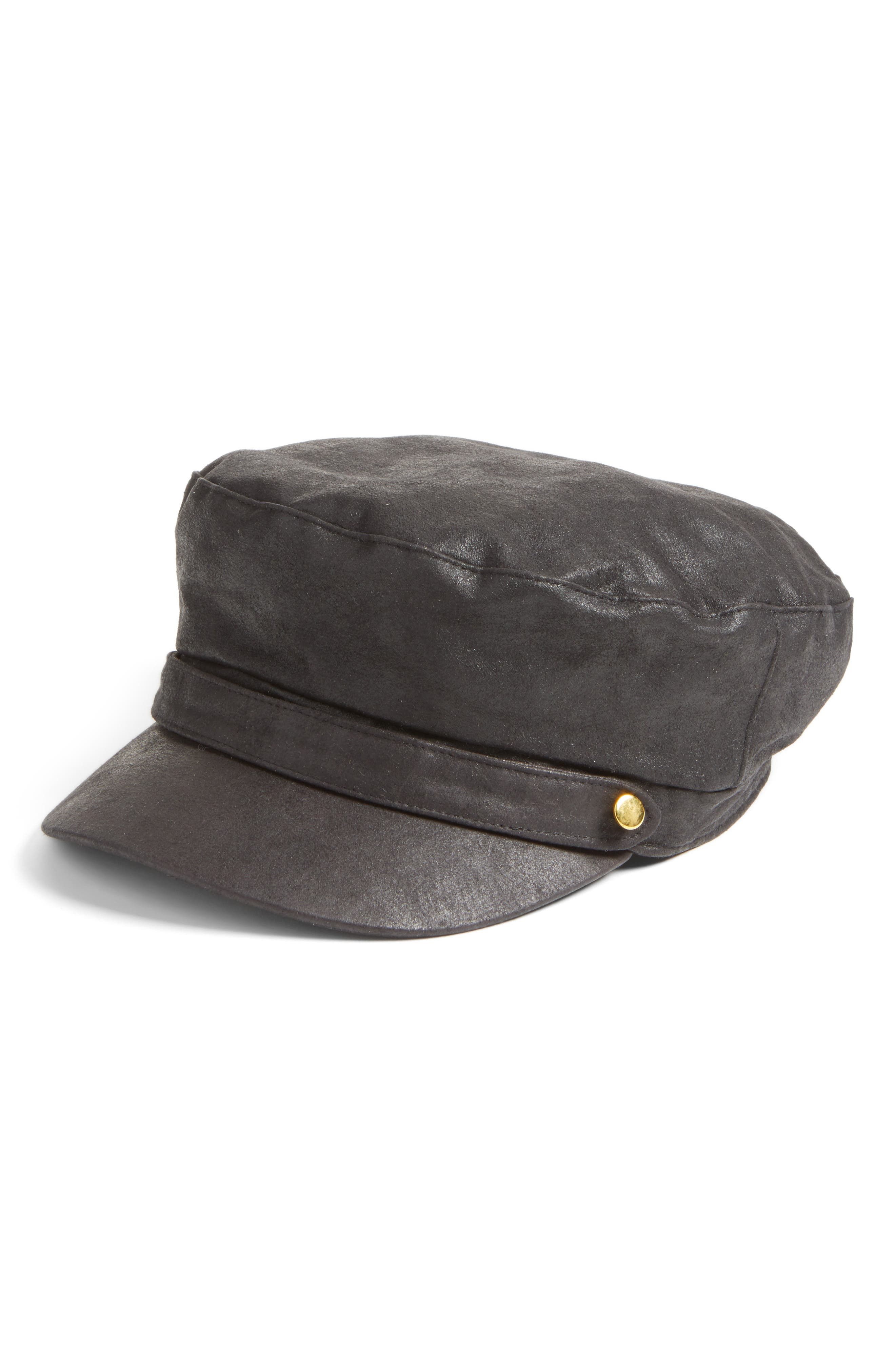 August Hat Lieutenant Cap