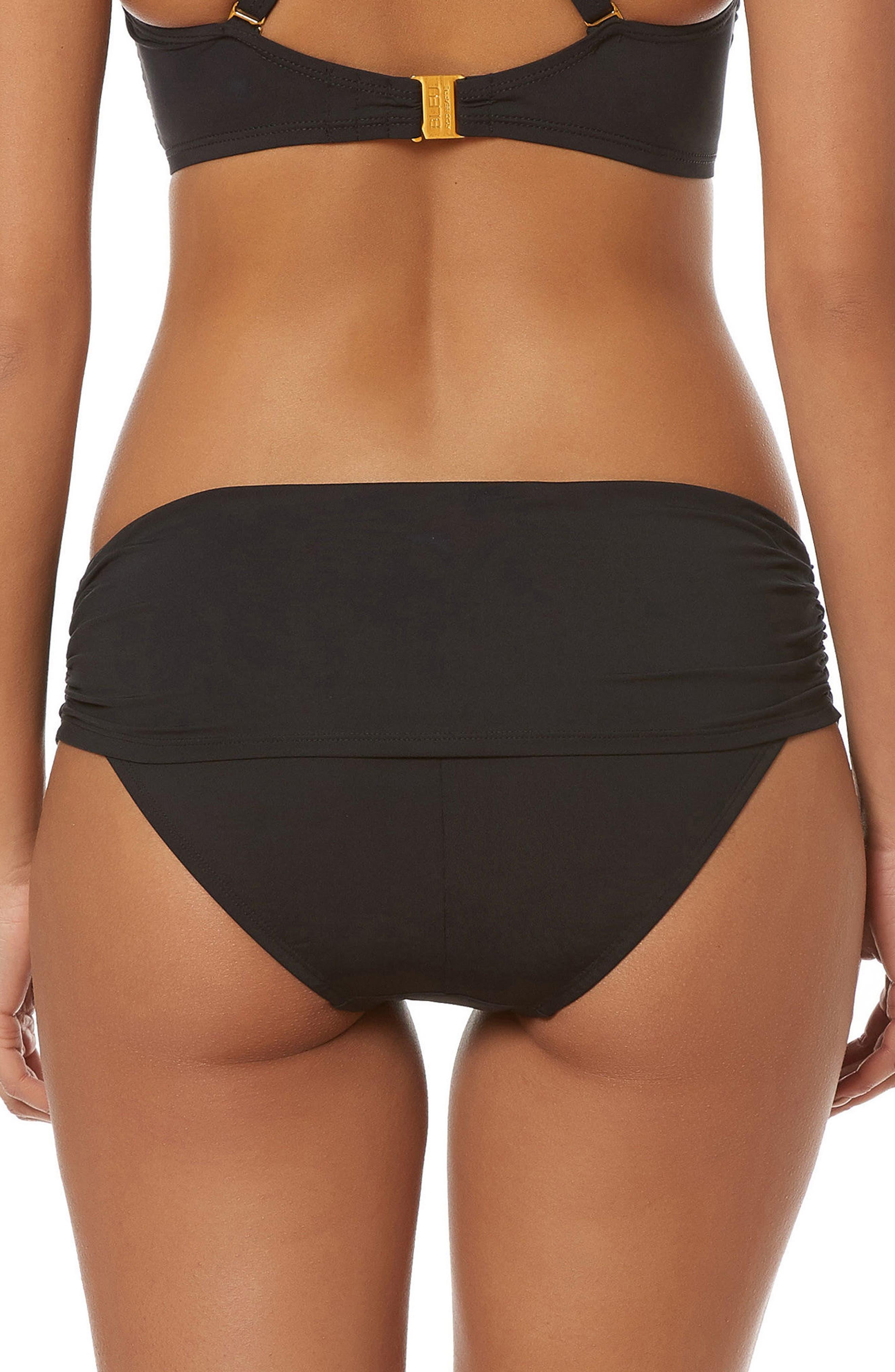 Alternate Image 2  - BLEU by Rod Beattie Hipster Bikini Bottoms