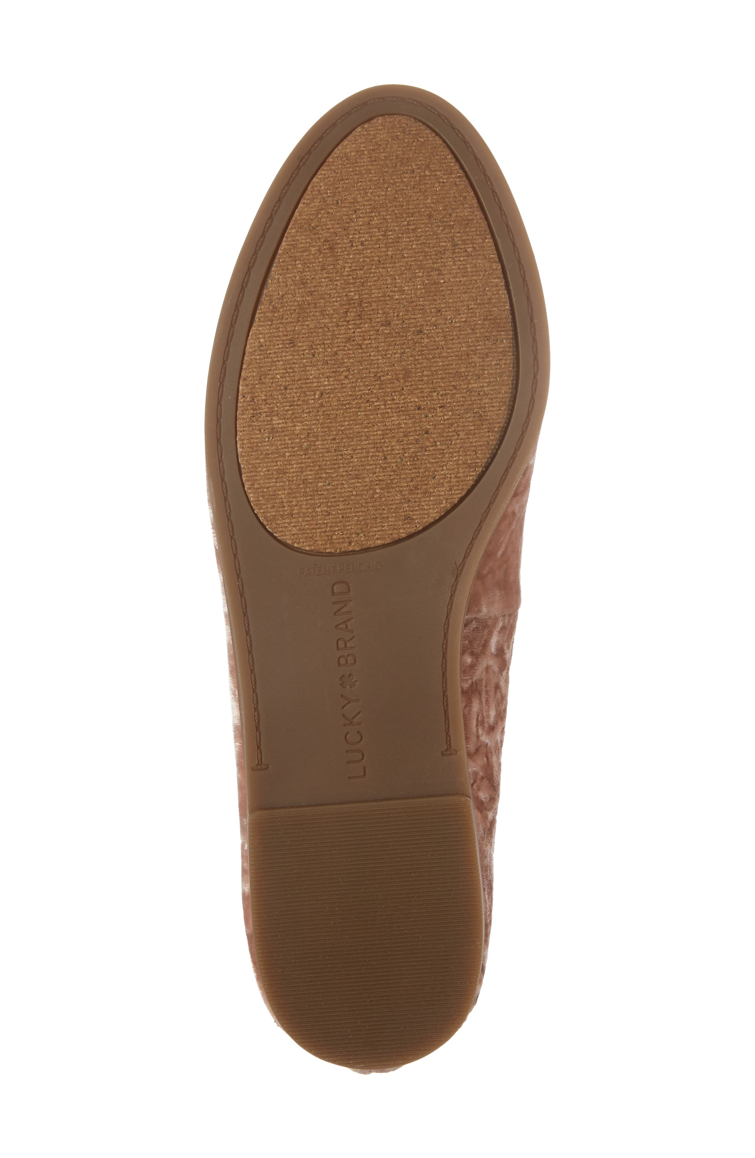 Alternate Image 6  - Lucky Brand Carlyn Loafer Flat (Women)