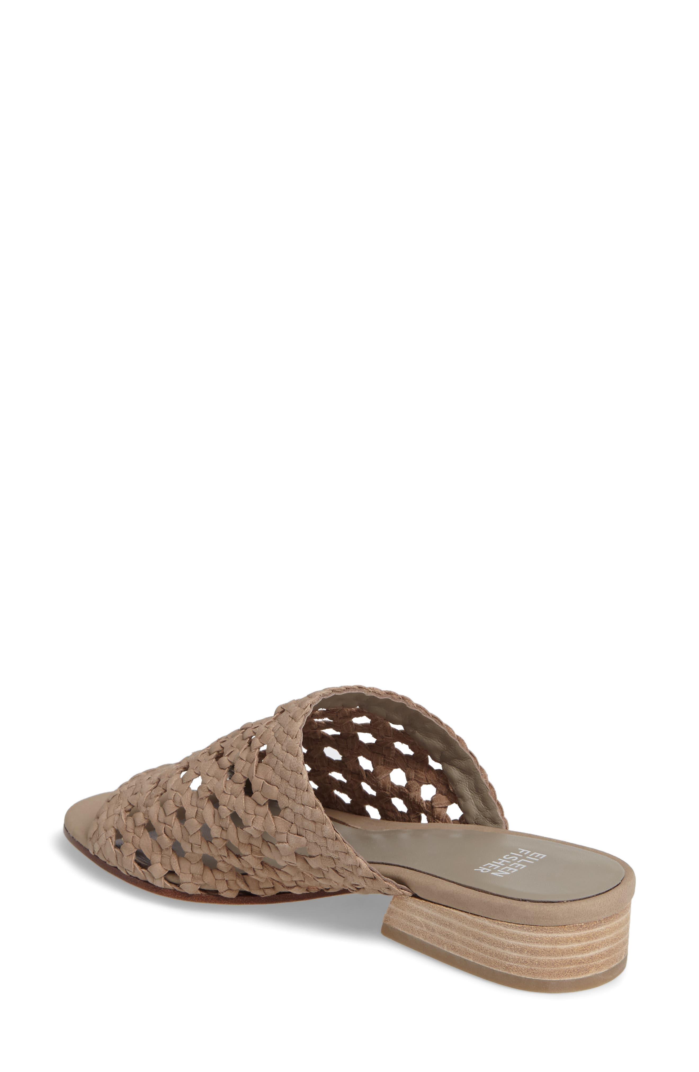 Alternate Image 2  - Eileen Fisher Aloe Slide Sandal (Women)