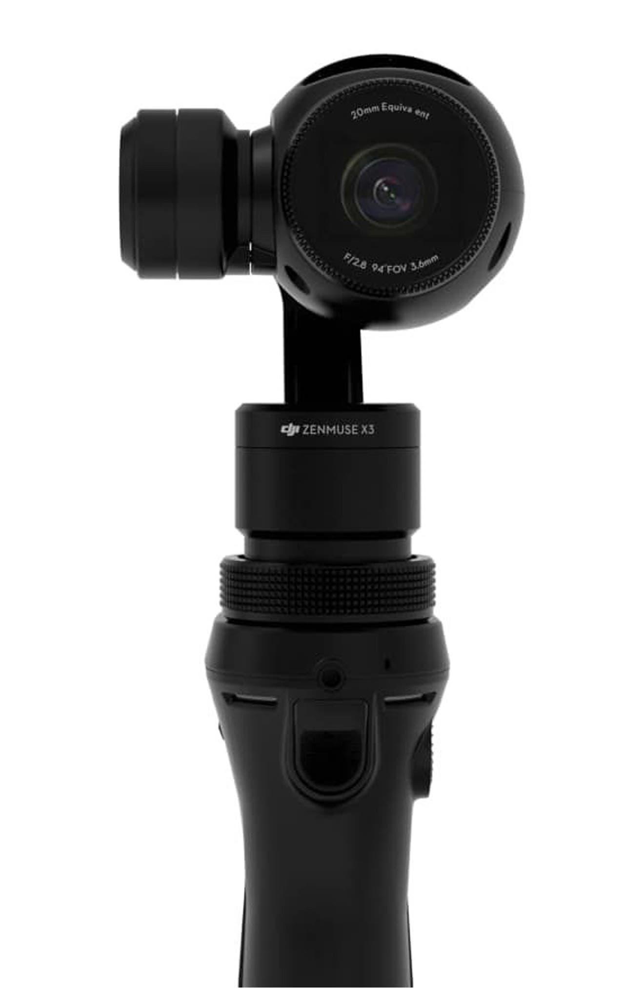 Osmo Handheld Camera,                         Main,                         color, Black