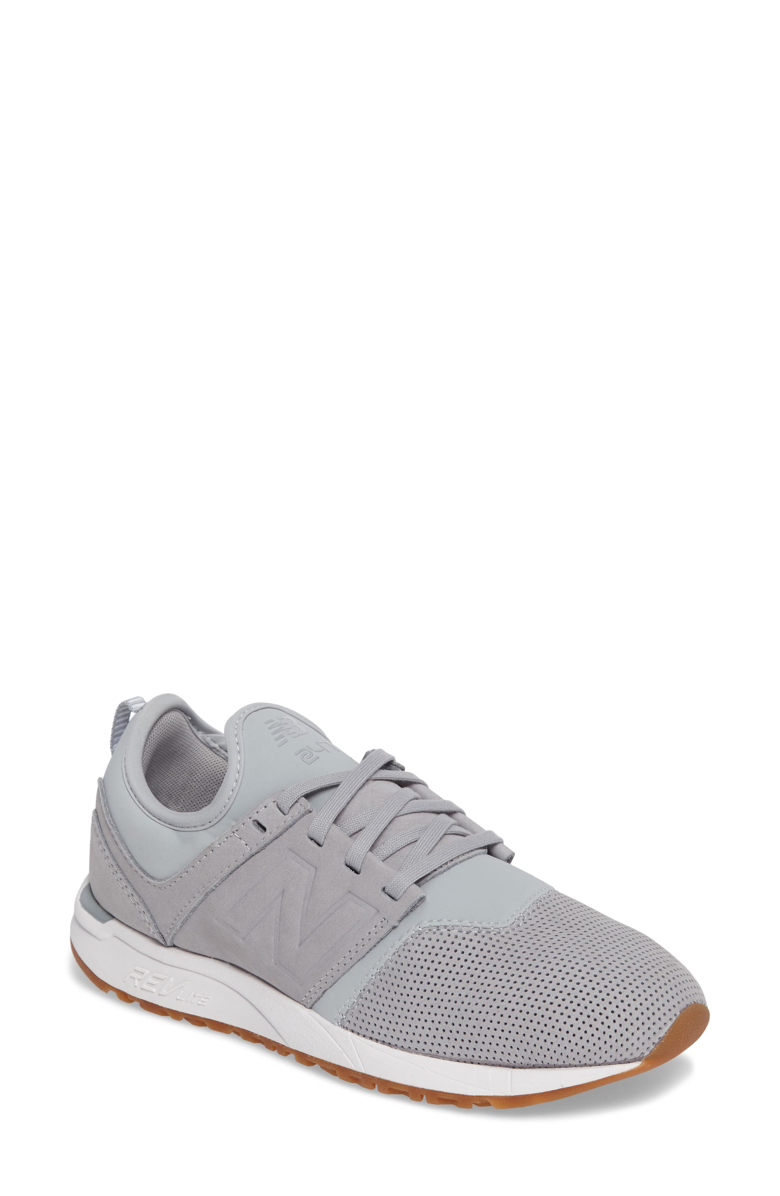 Sport Style 247 Sneaker,                         Main,                         color, Arctic Fox