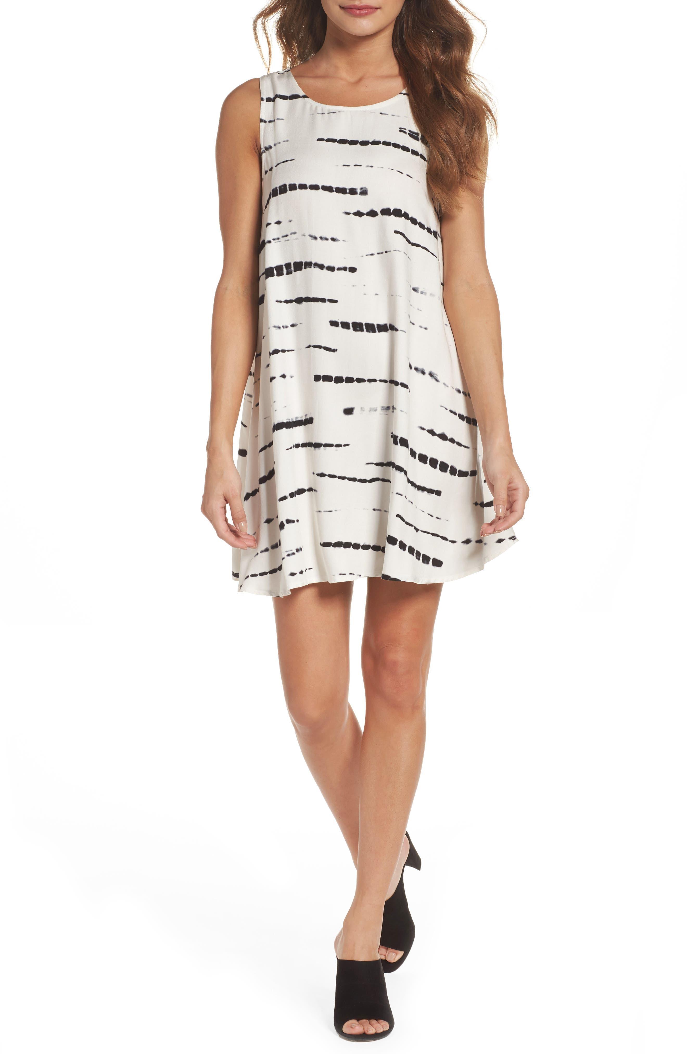 BB Dakota Terra Knit Swing Dress