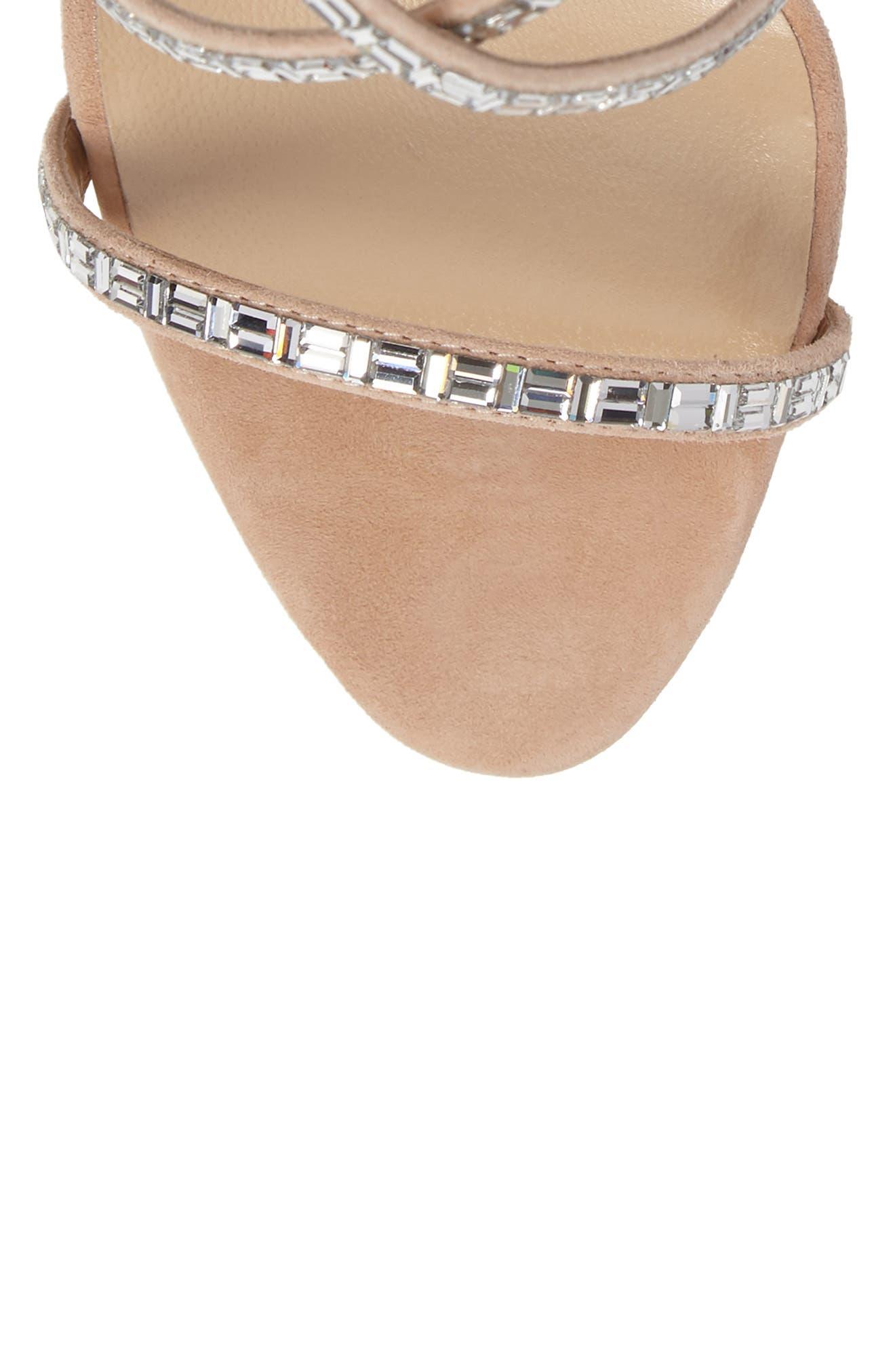 Alternate Image 5  - Giuseppe for Jennifer Lopez Strappy Sandal (Women)