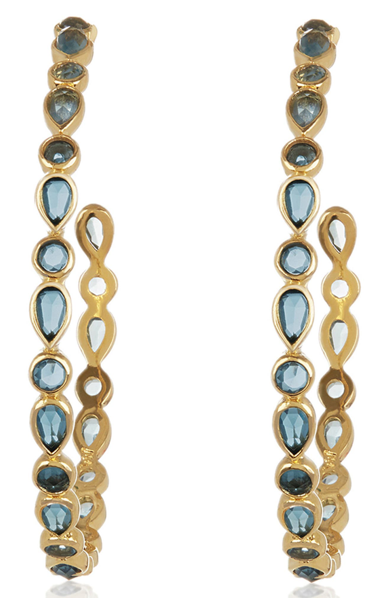 Alternate Image 2  - Melinda Maria Isla Stone Earrings