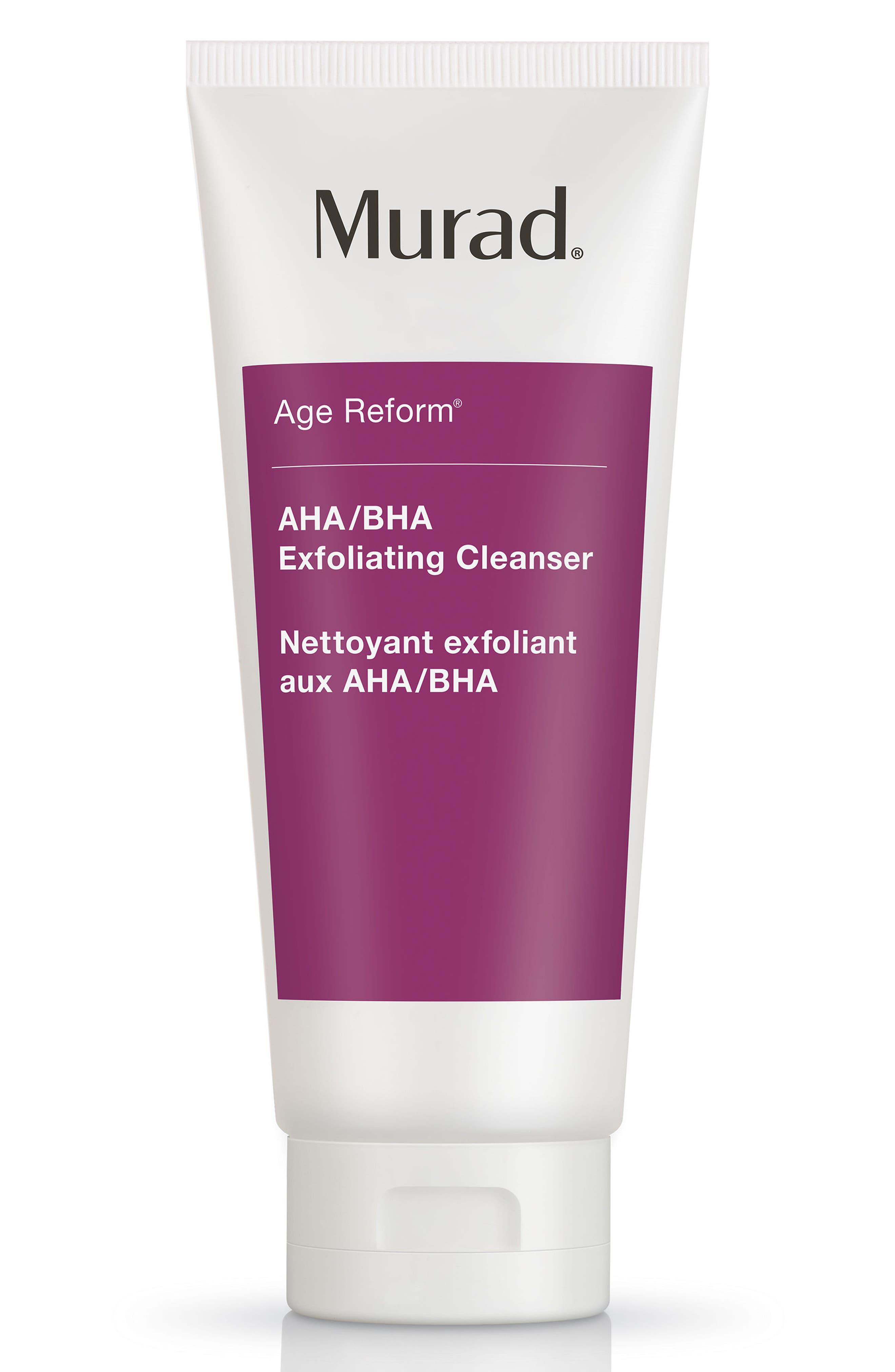 Murad® AHA/BHA Exfoliating Cleanser