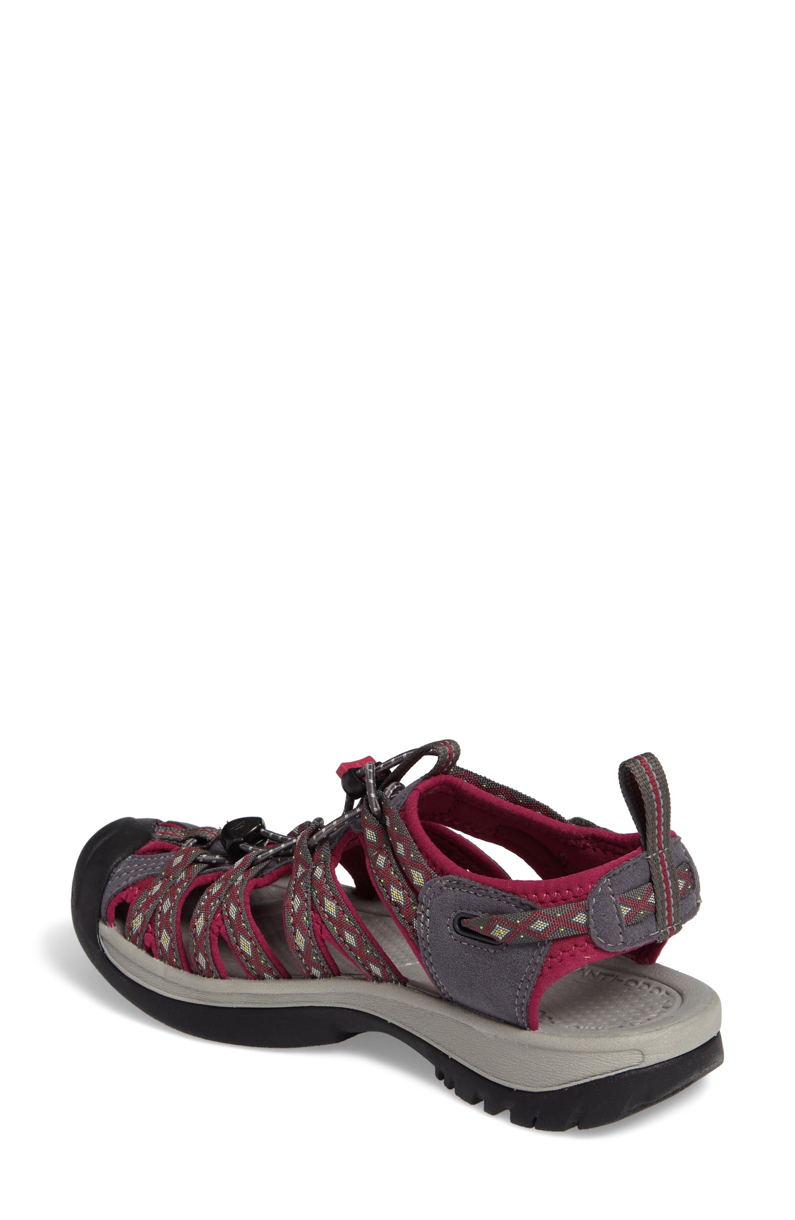 Alternate Image 2  - Keen 'Whisper' Water Friendly Sport Sandal (Women)