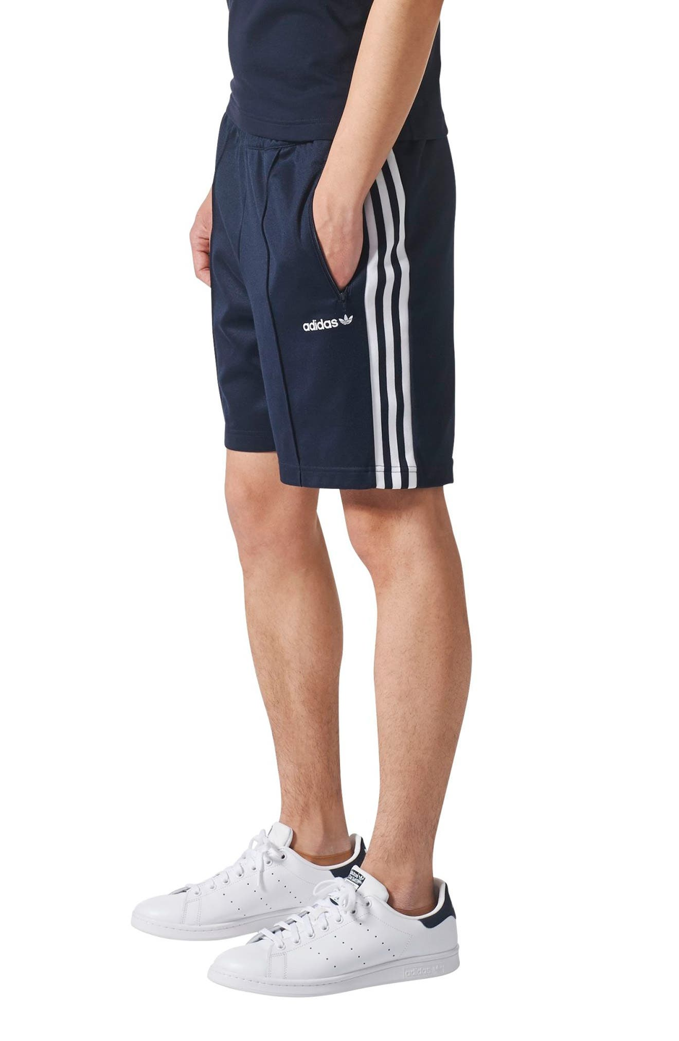 Beckenbauer Shorts,                             Alternate thumbnail 3, color,                             Legend Ink