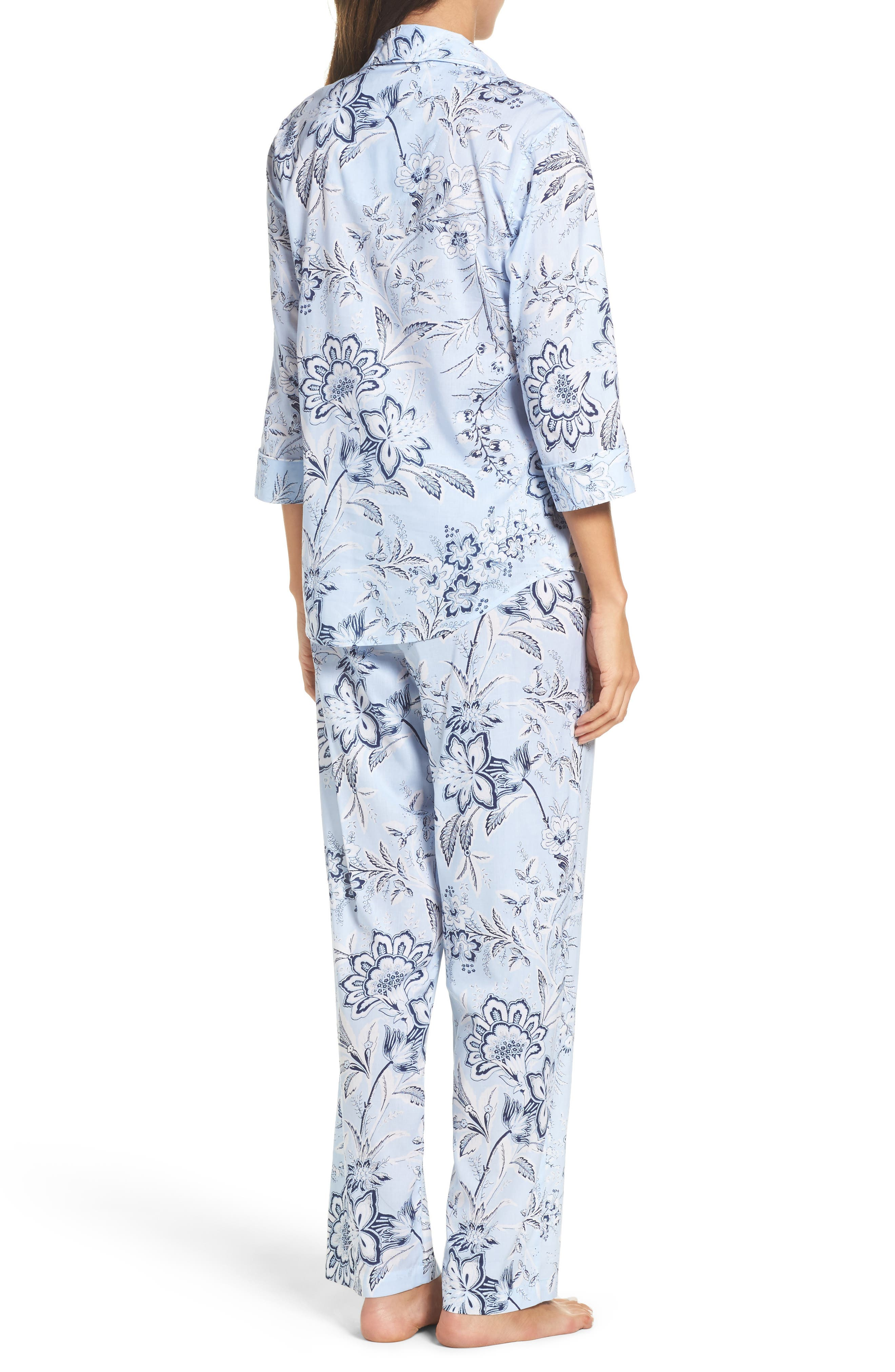 Alternate Image 2  - Lauren Ralph Lauren Pajamas