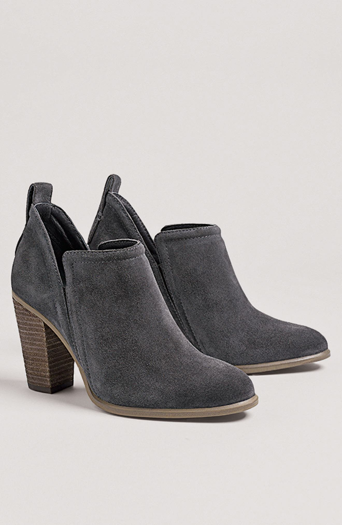 Francia Bootie,                             Alternate thumbnail 7, color,