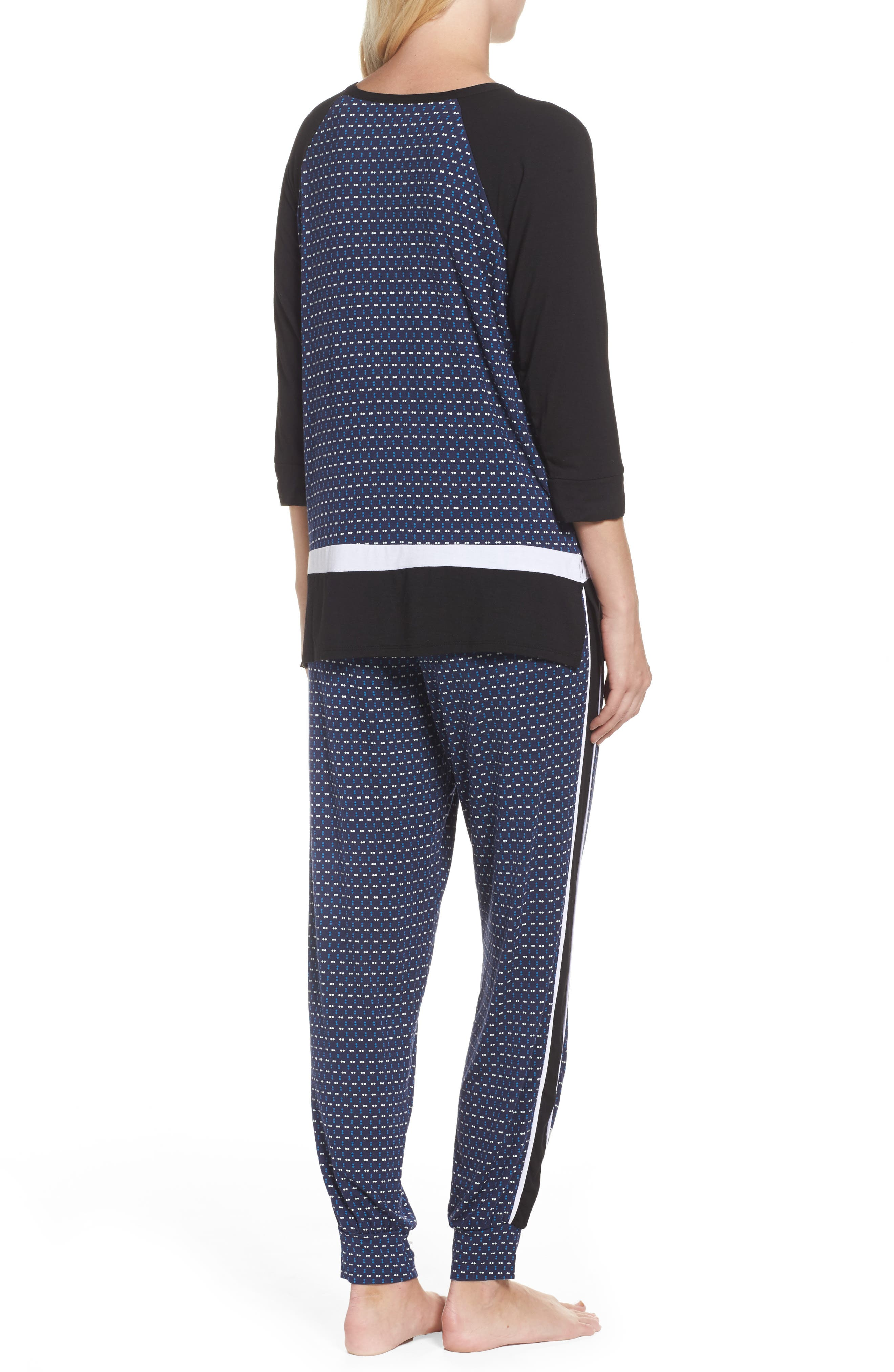 Alternate Image 5  - DKNY Sleep Jogger Pants