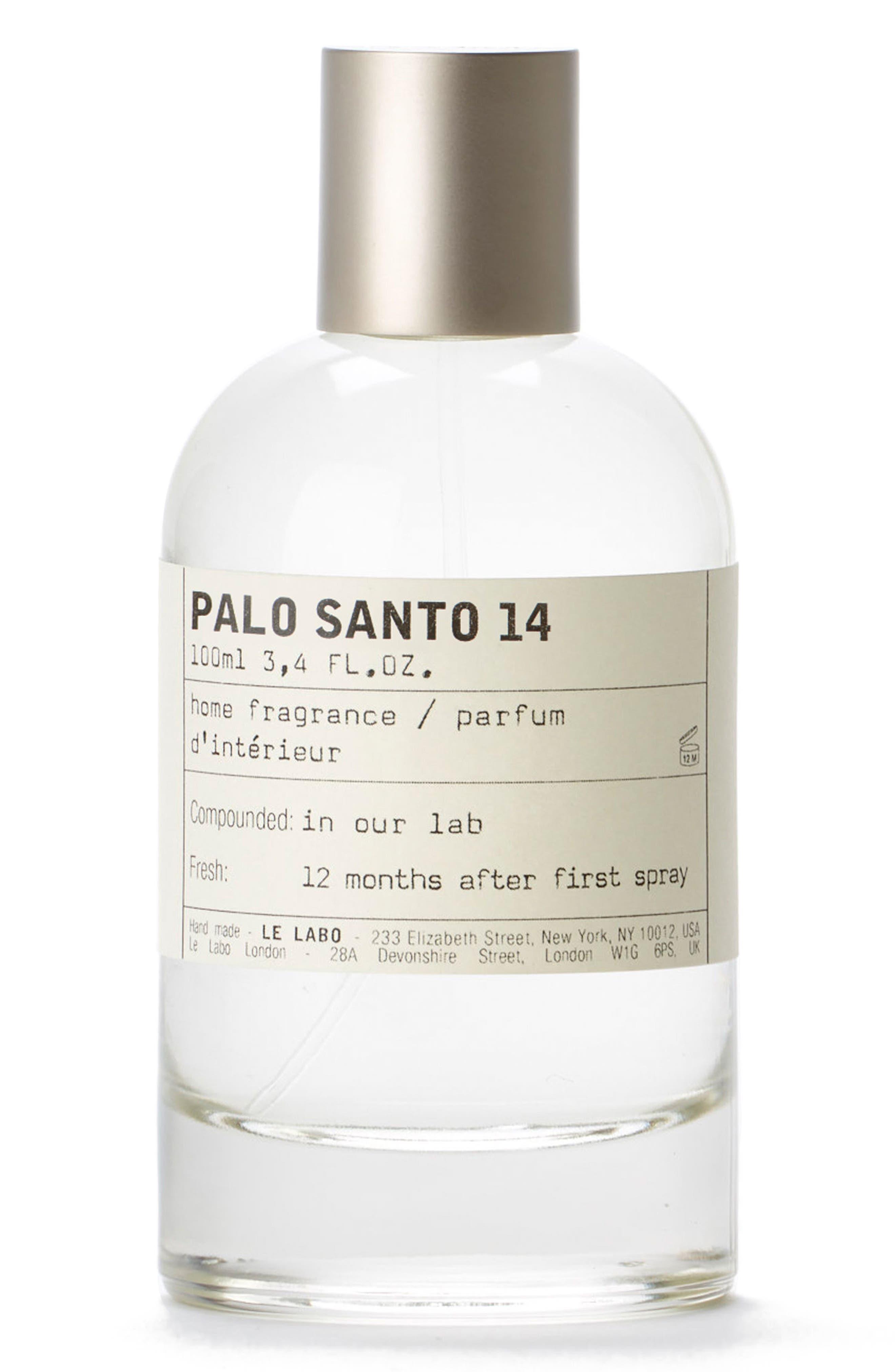 Le Labo Palo Santo 14 Home Fragrance Spray
