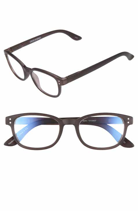 abacbc43e5 Corinne McCormack ColorSpex® 50mm Blue Light Blocking Reading Glasses