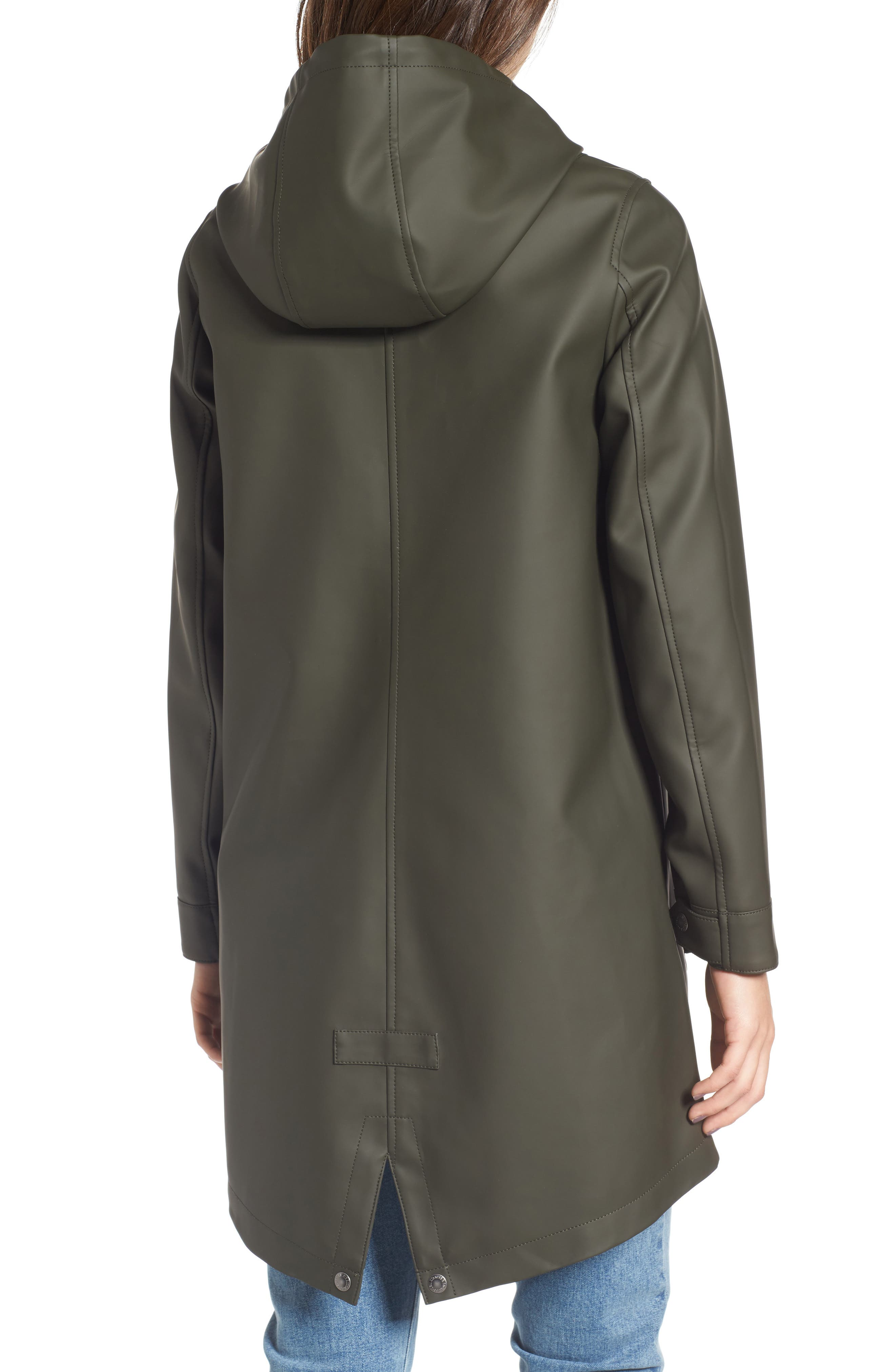 Alternate Image 2  - Levi's® Rain Jacket
