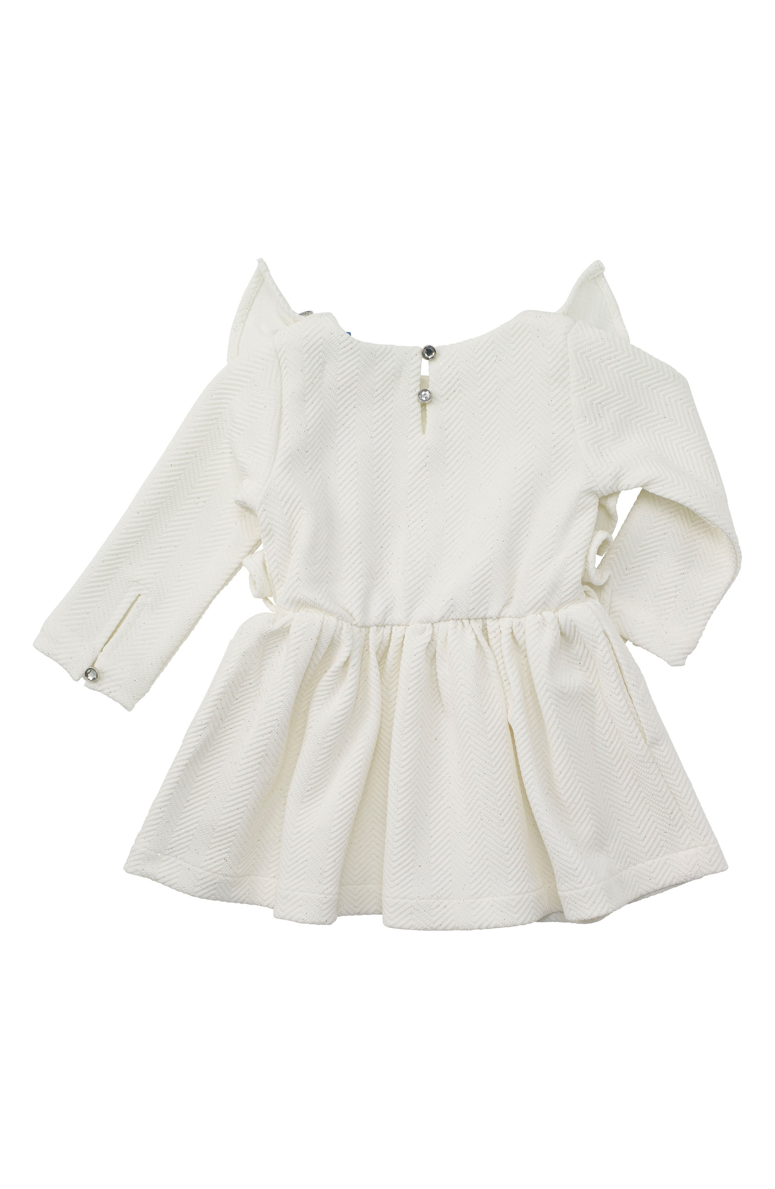 Alternate Image 4  - Masalababy Fantasia Dress (Baby Girls)