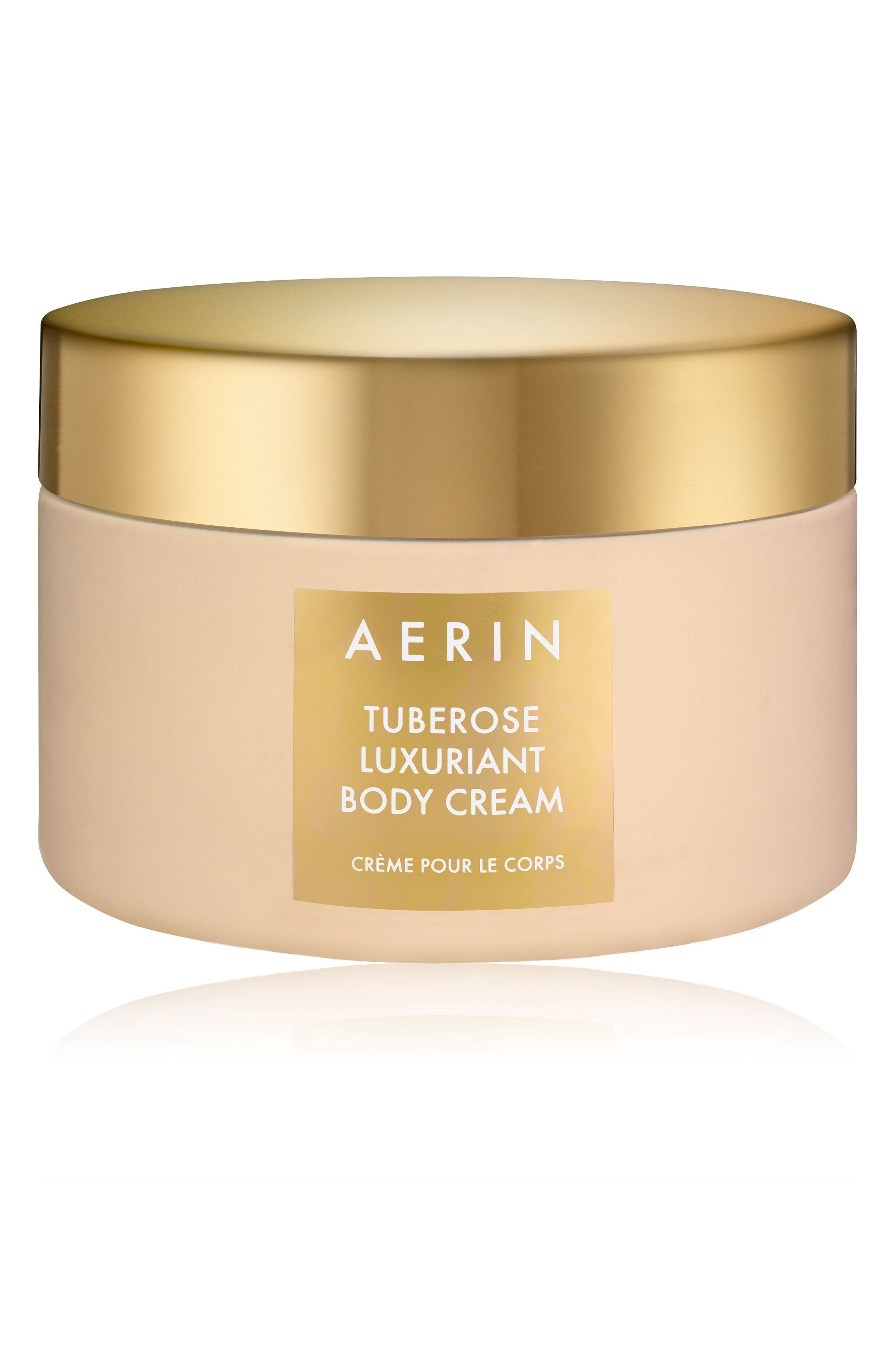 AERIN Beauty Tuberose Luxuriant Body Cream,                             Main thumbnail 1, color,                             No Color
