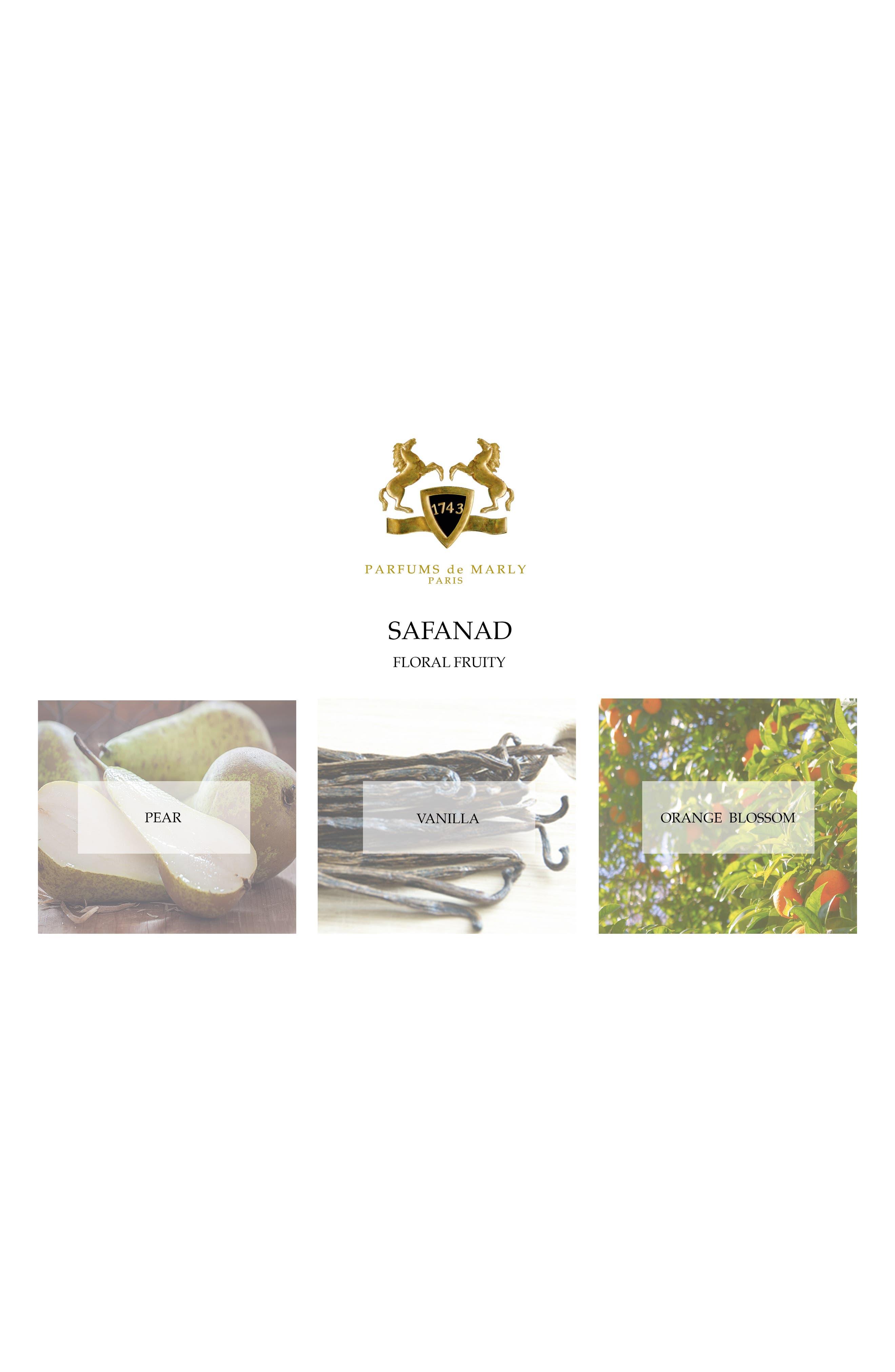 Alternate Image 2  - Parfums de Marly Safanad Fragrance