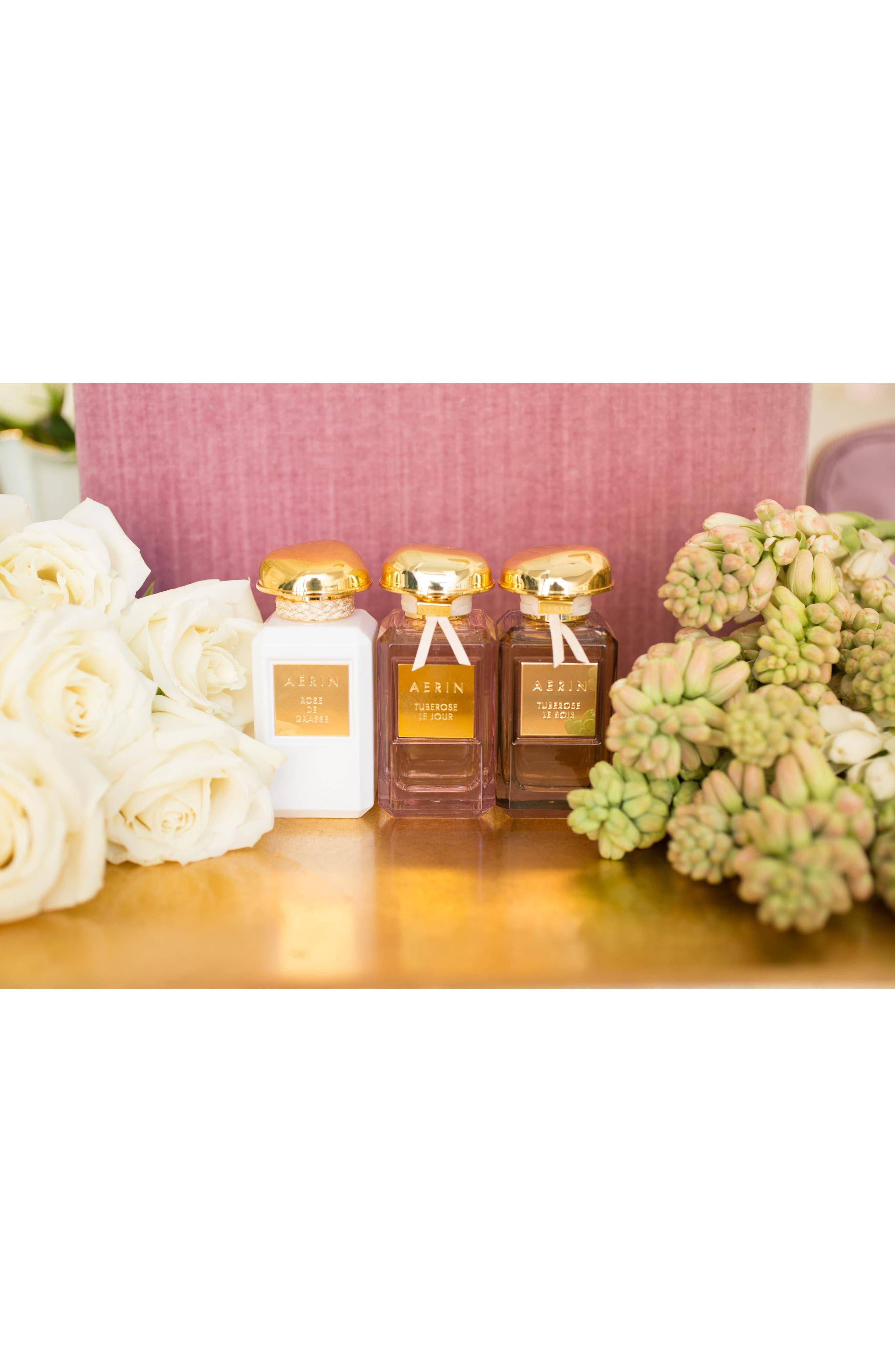 AERIN Beauty Tuberose Le Jour Parfum,                             Alternate thumbnail 3, color,                             No Color