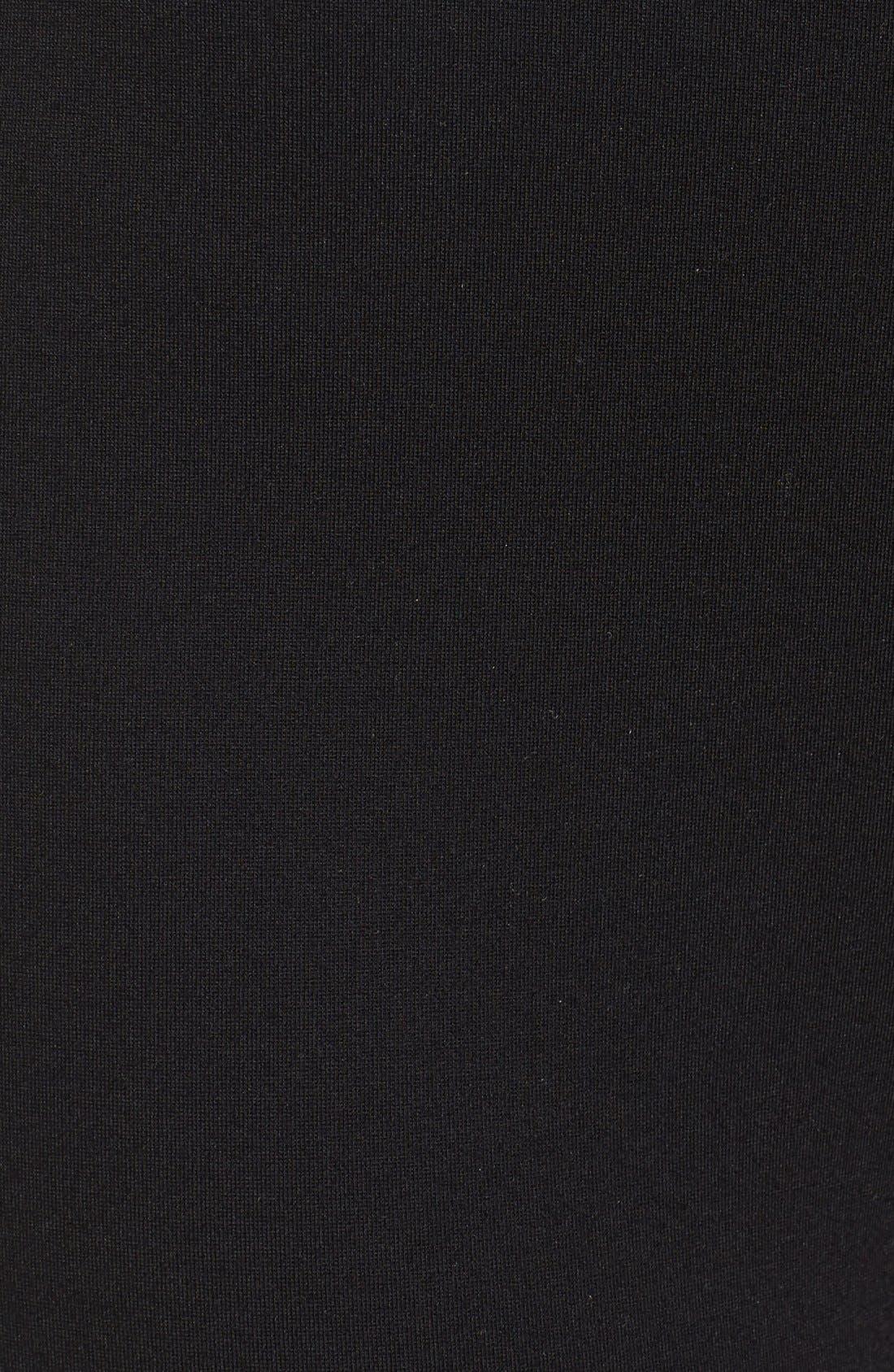 Alternate Image 7  - Halogen® Kick Flare Knit Ankle Pants (Regular & Petite)